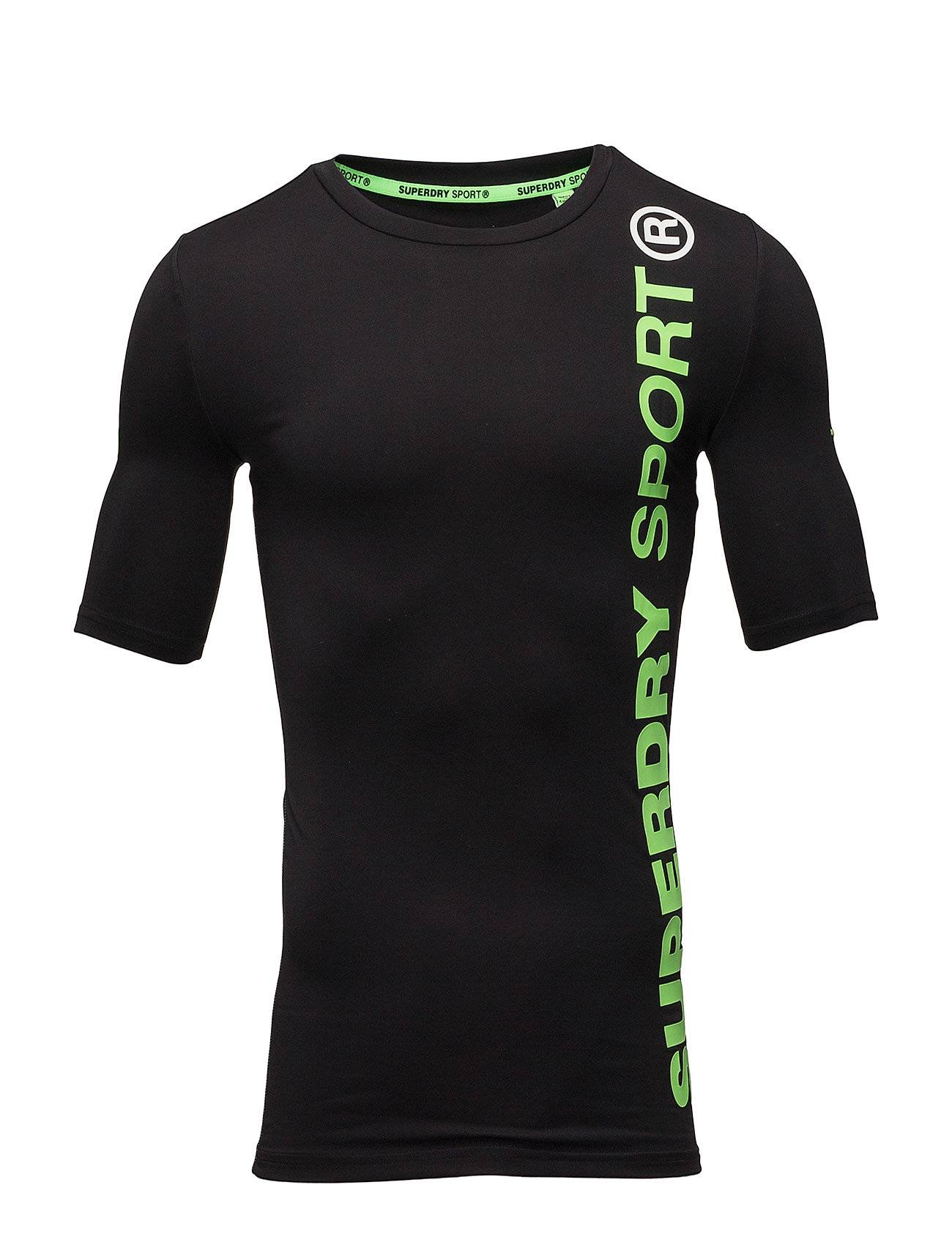 Superdry Sport Sports Athletic S/S Tee