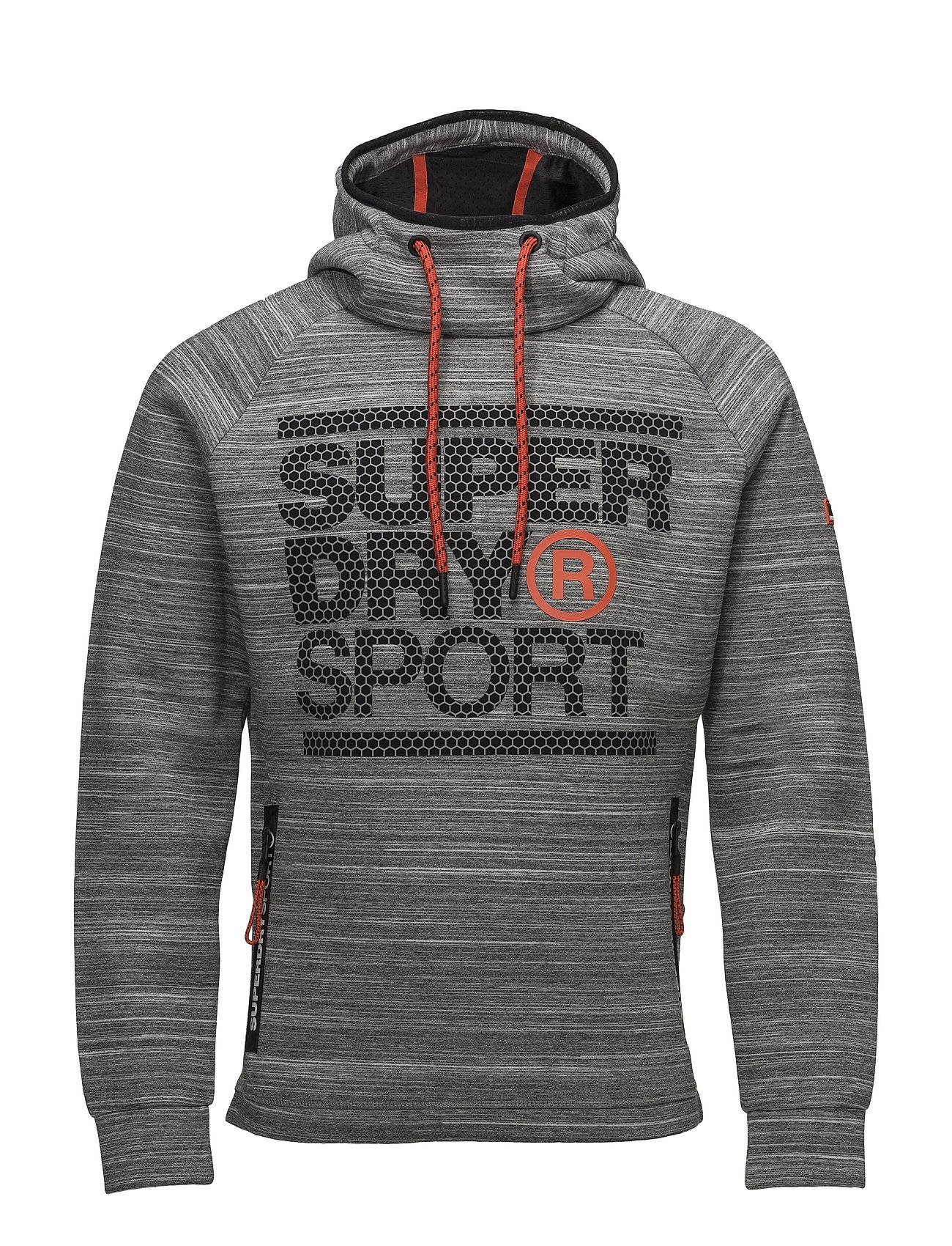 Superdry Sport Gym Tech Stretch Graphic Overhead
