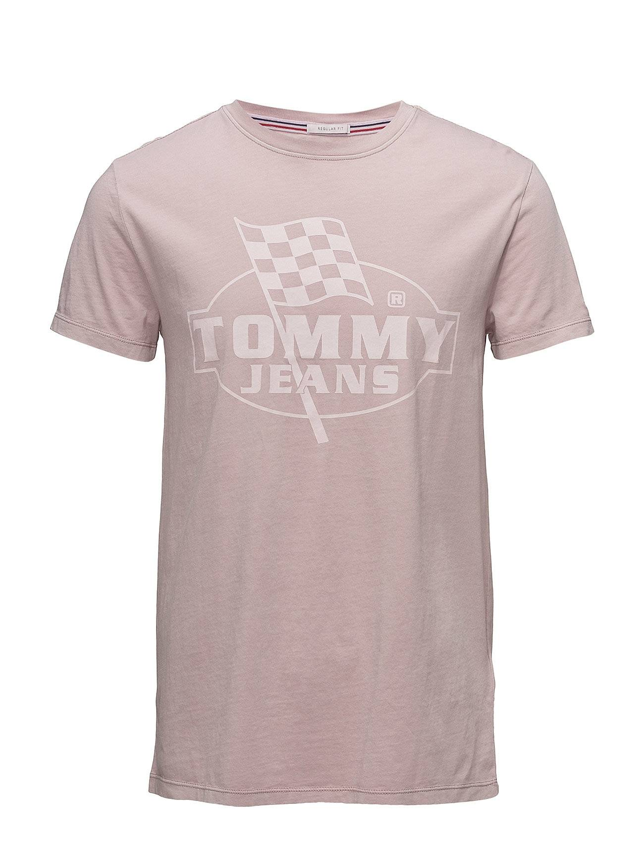 Tommy Jeans Tjm Finish Line Tee,