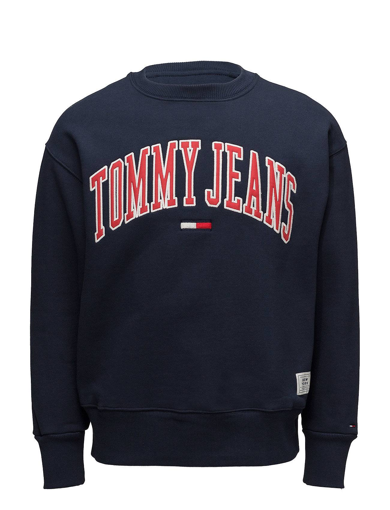 Tommy Jeans Tjm Collegiate Sweat