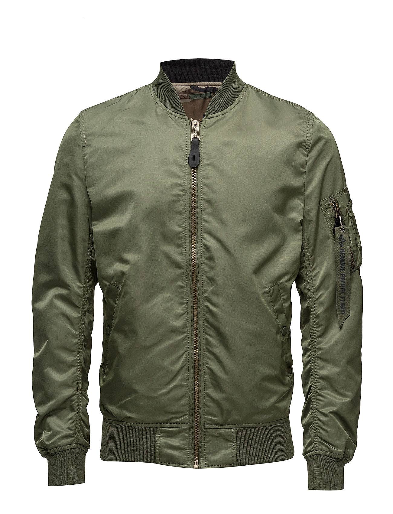 Alpha Industries Ma-1 Vf Lw Reversible