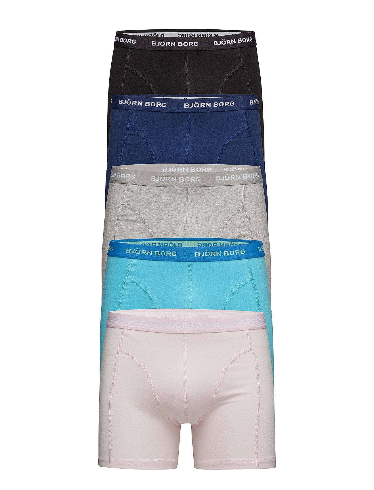 Björn Borg 5p Shorts Seasonal Solids