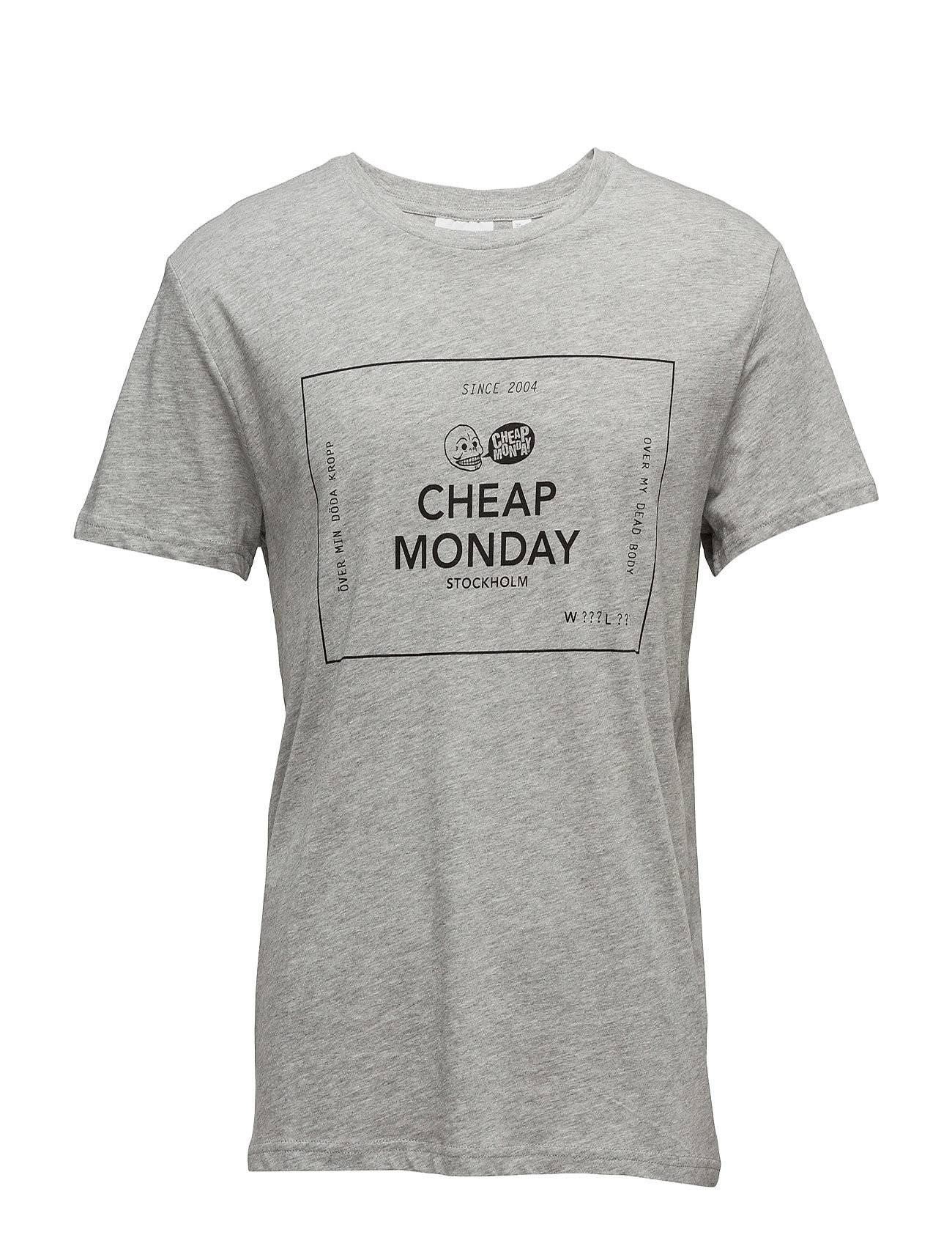 Cheap Monday Standard Tee Box Logo
