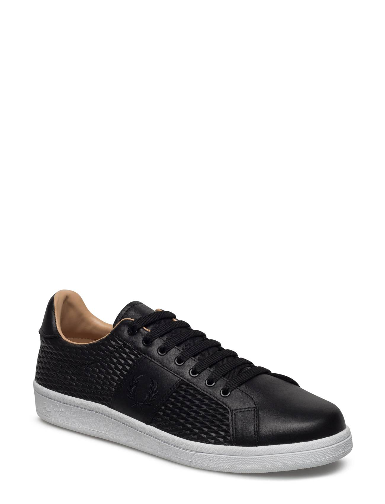 Fred Perry B721 Perf Leather