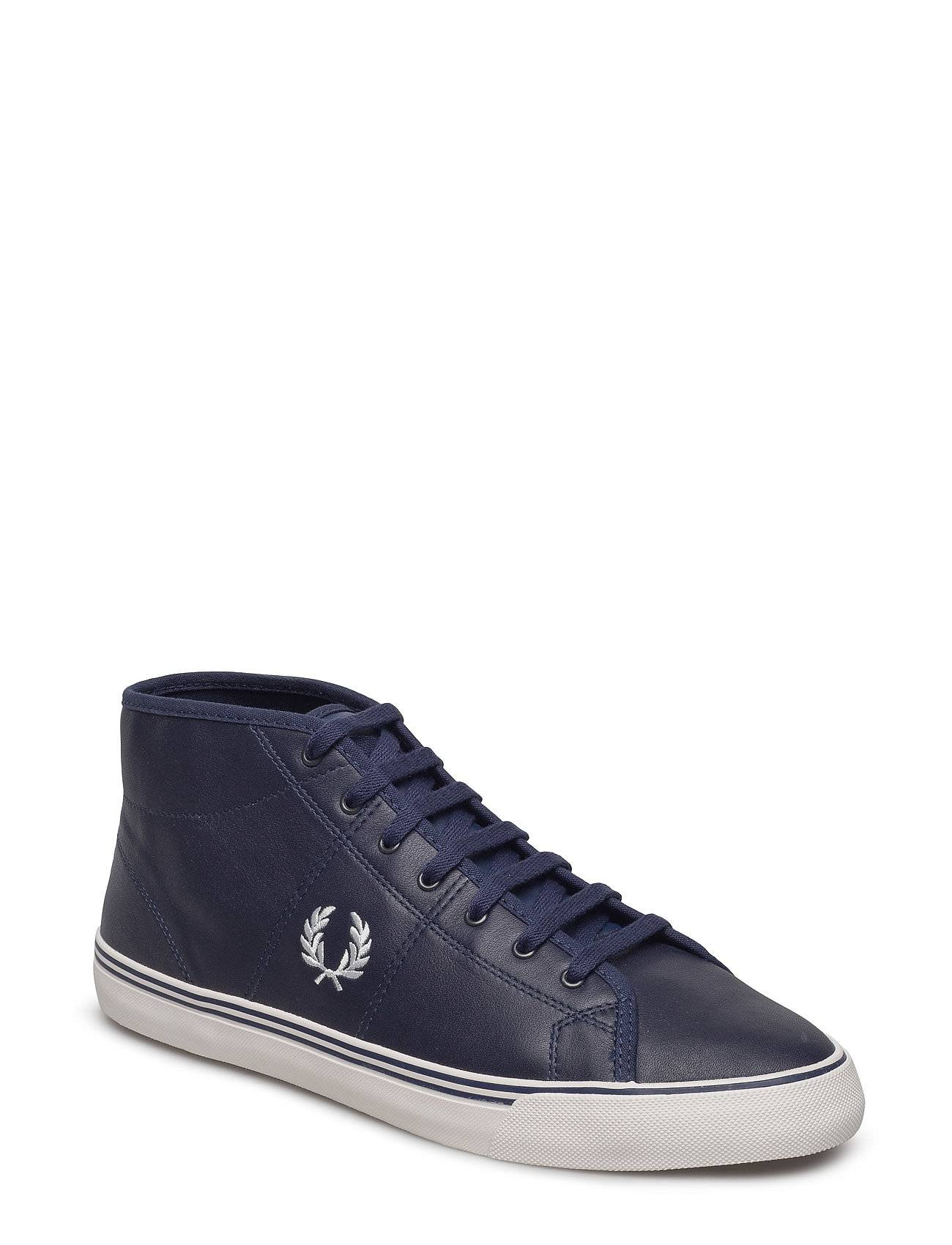 Fred Perry Haydon Mid Leather