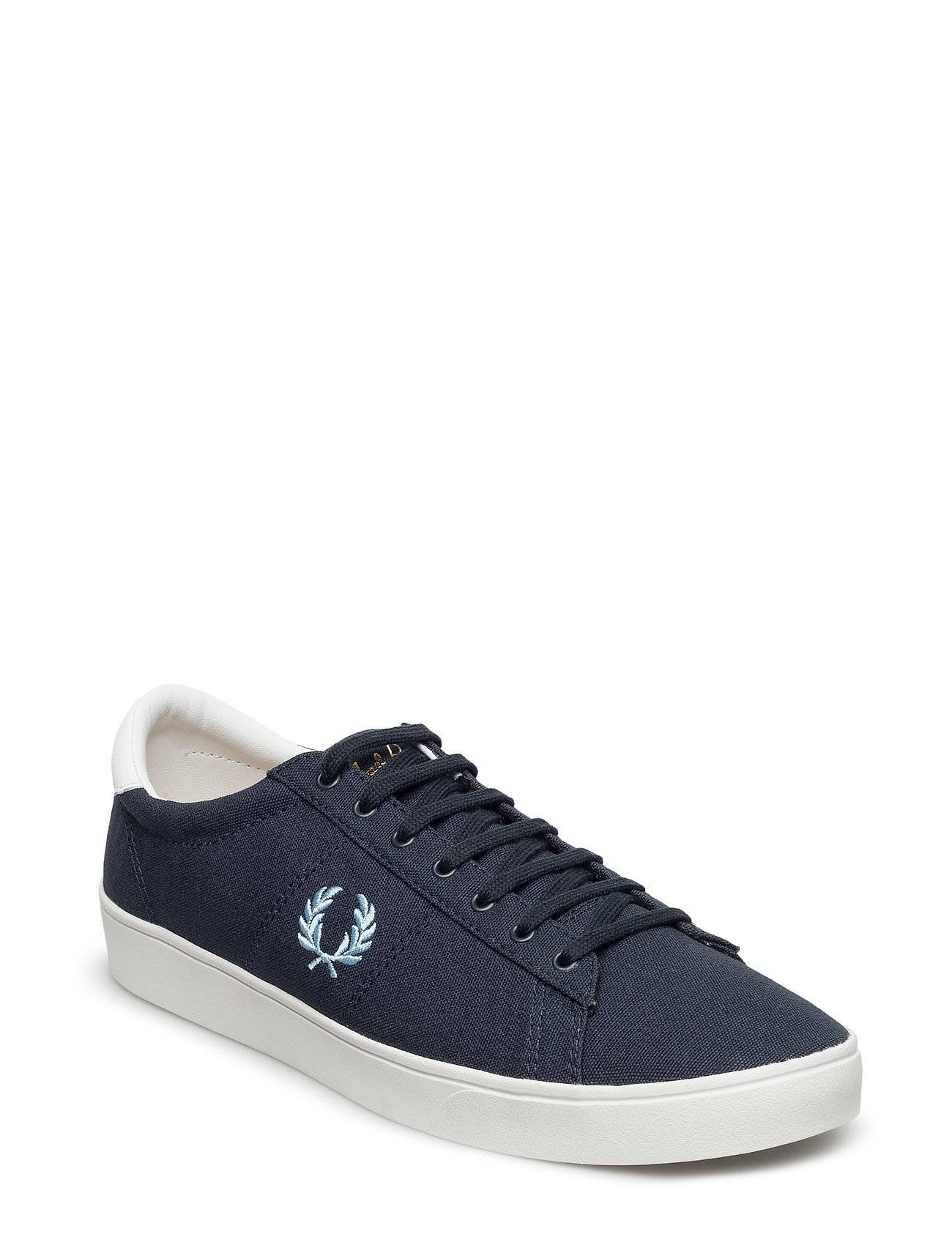 Fred Perry Spencer Canvas