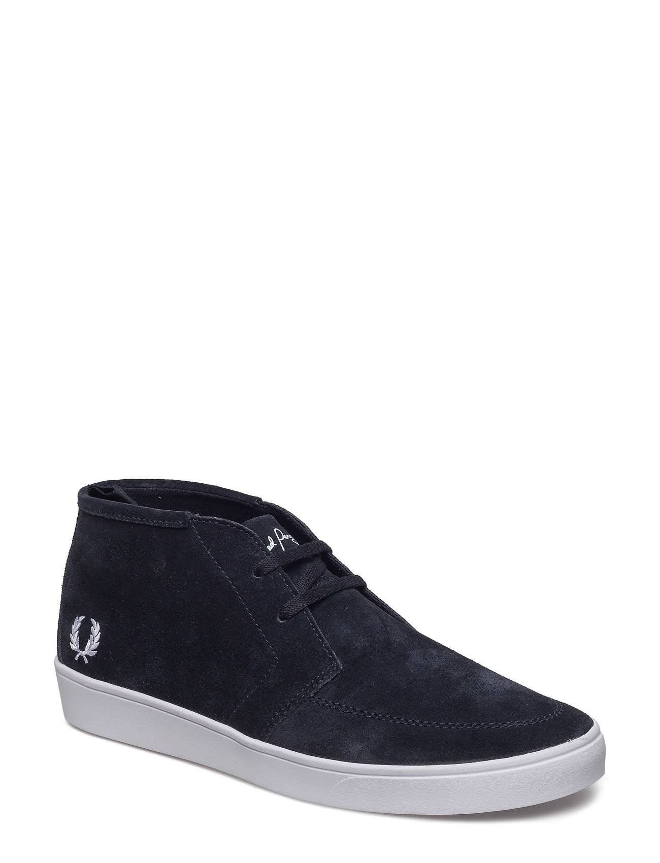 Fred Perry Shields Mid Suede
