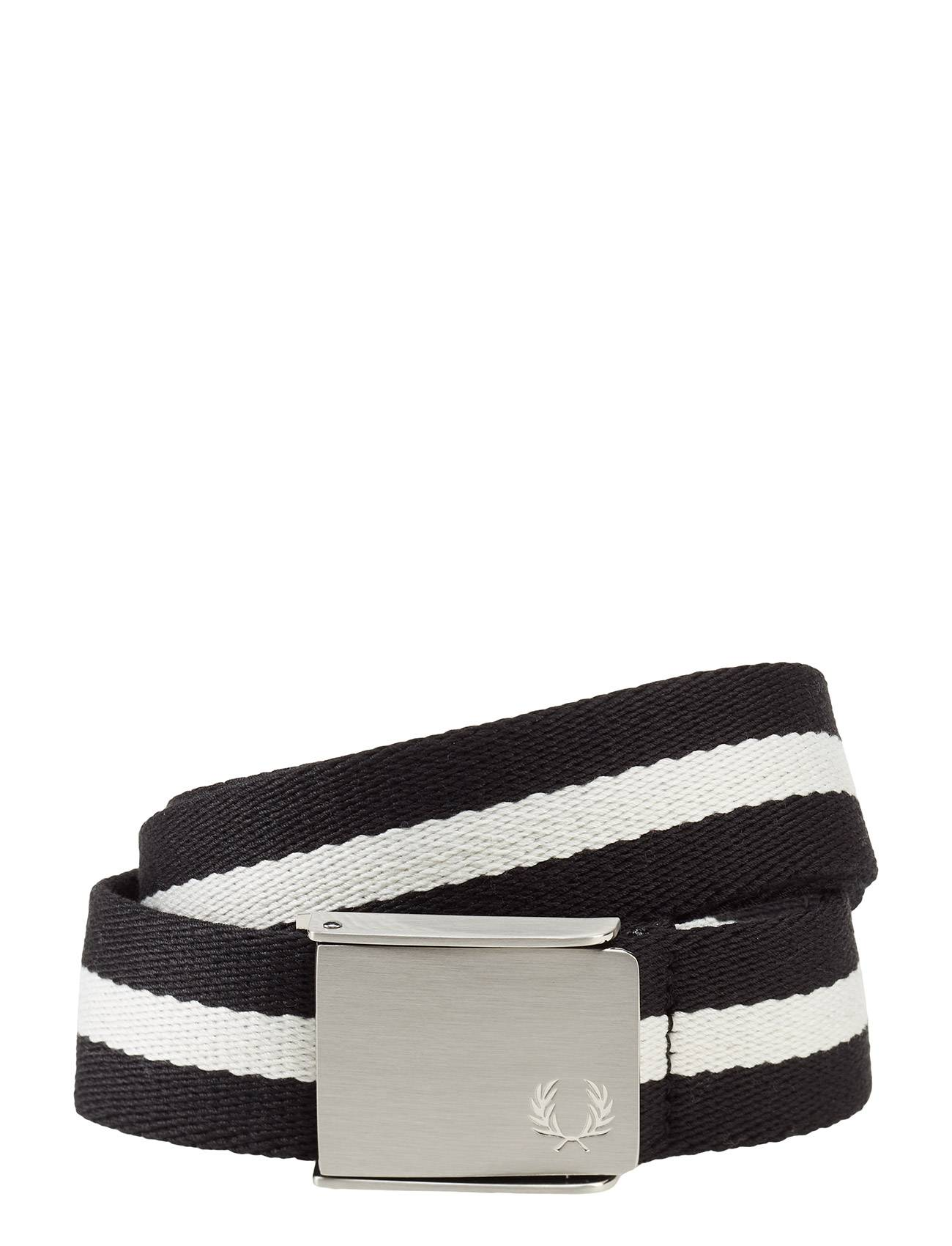 Fred Perry M2 Tipped Webbing Belt