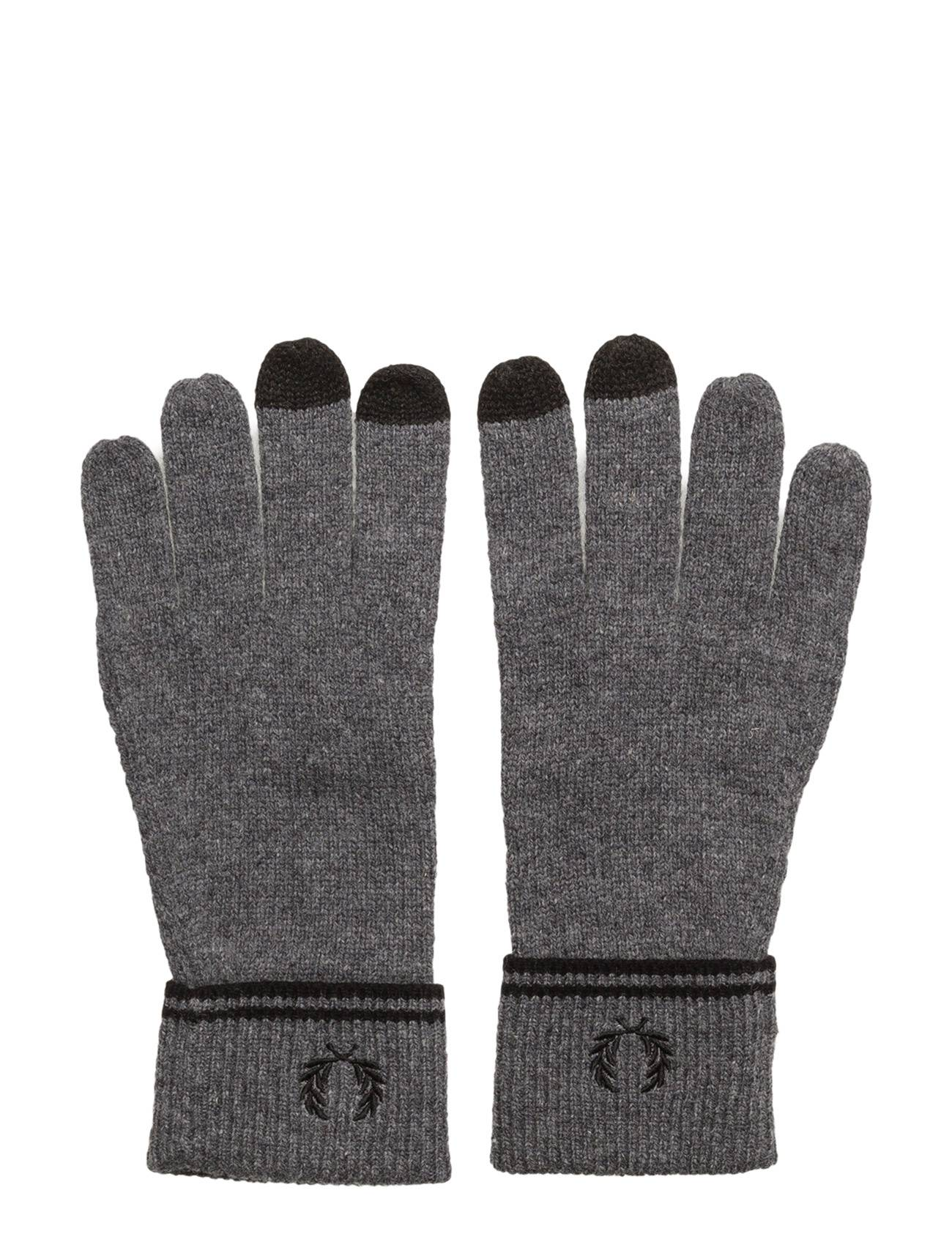 Fred Perry Lambswool Gloves