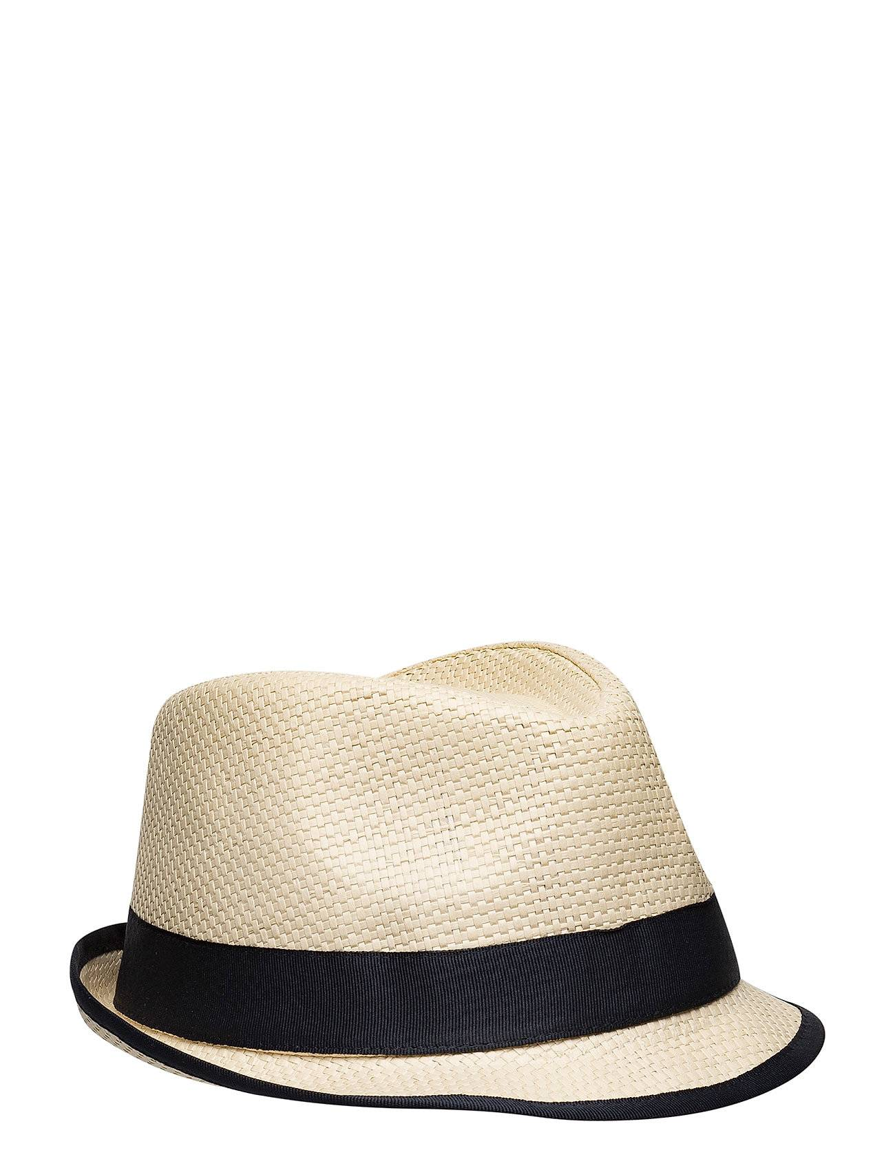 Fred Perry Straw Trilby