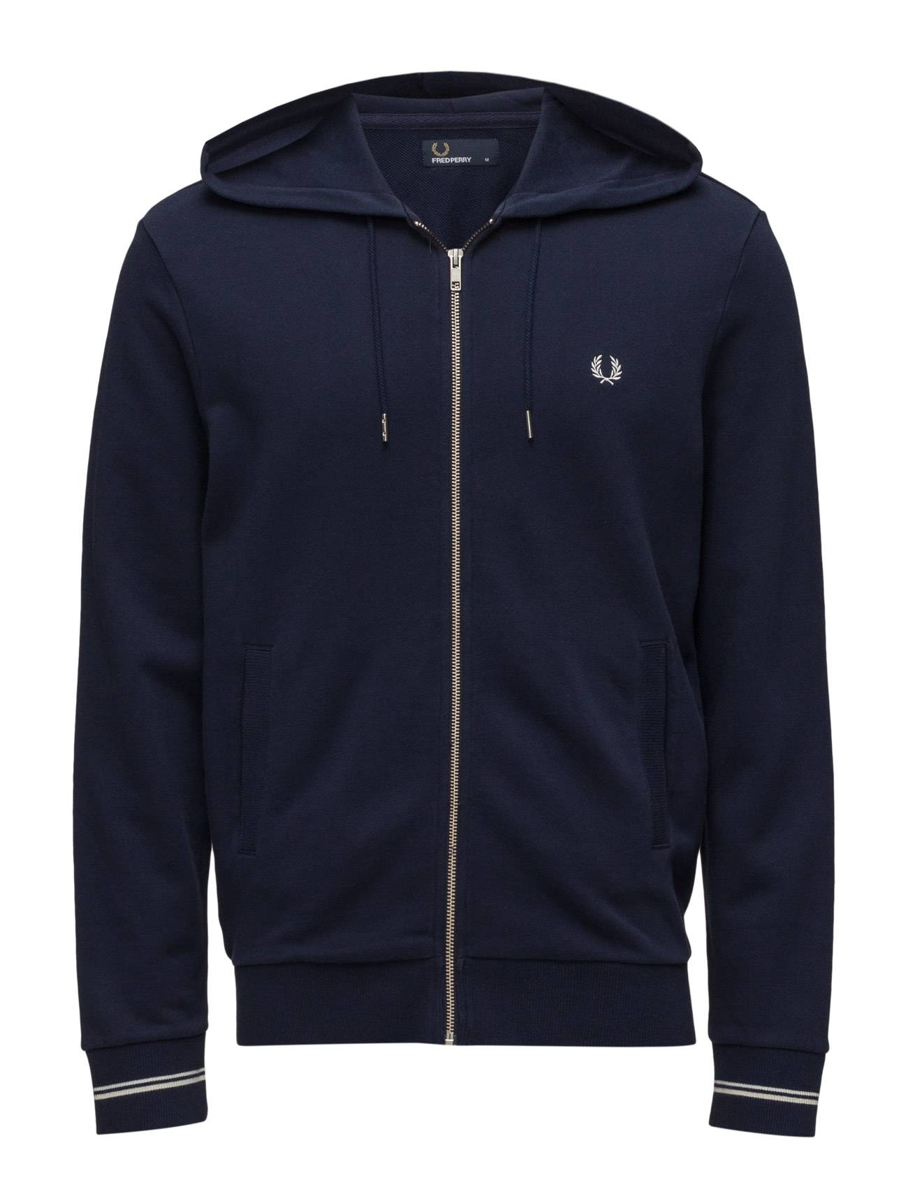 Fred Perry Loopback Hooded Sweat