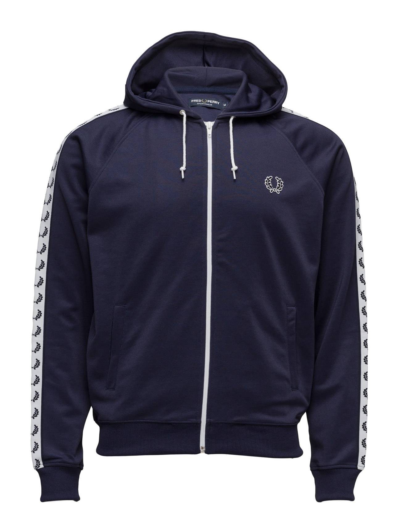 Fred Perry Hooded Taped Track Jkt