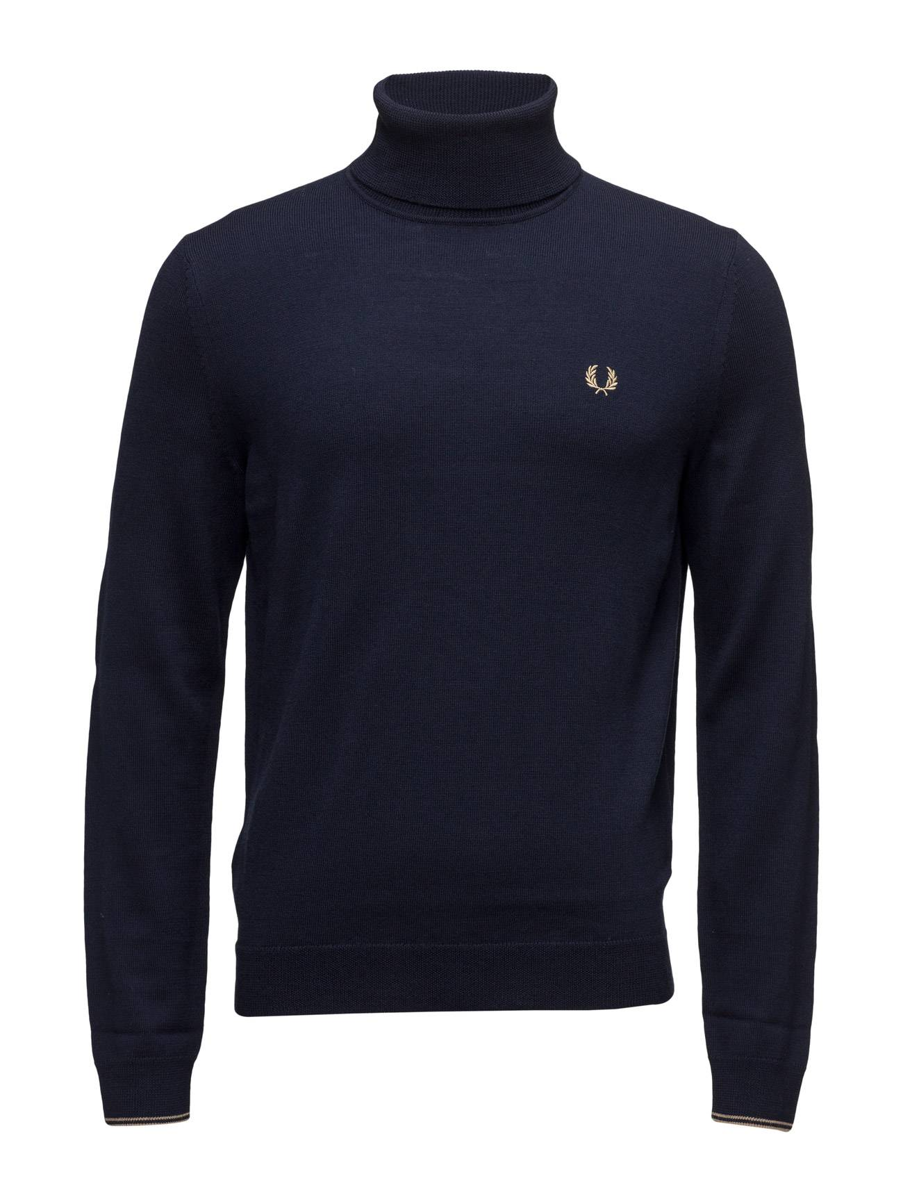 Fred Perry Classic Merino Roll Nk