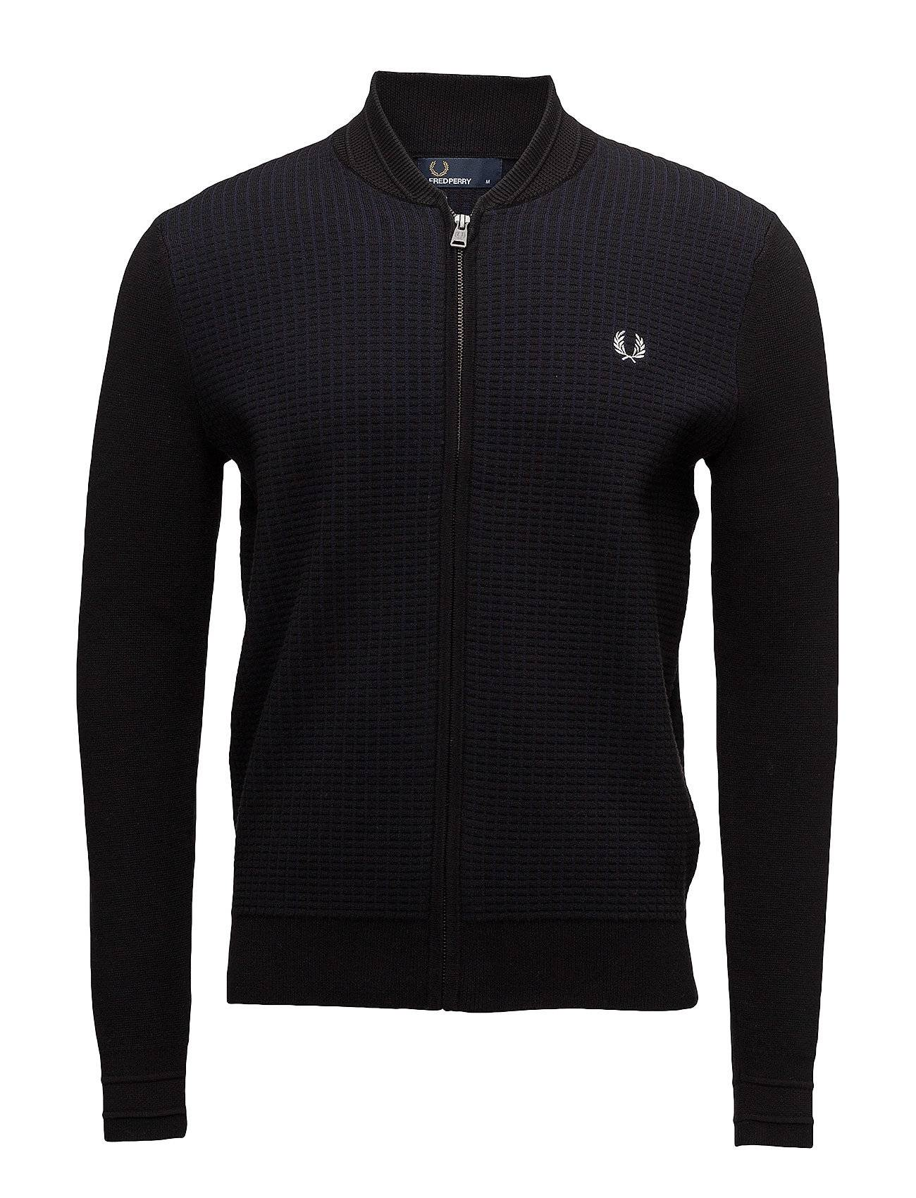 Fred Perry Bomber Cardigan