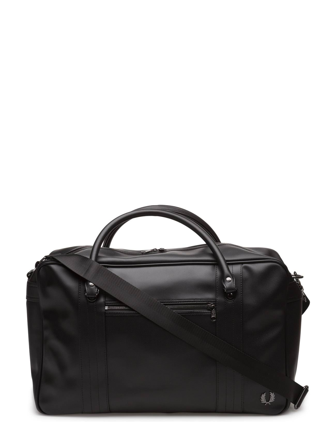 Fred Perry Texture Overnight Bag
