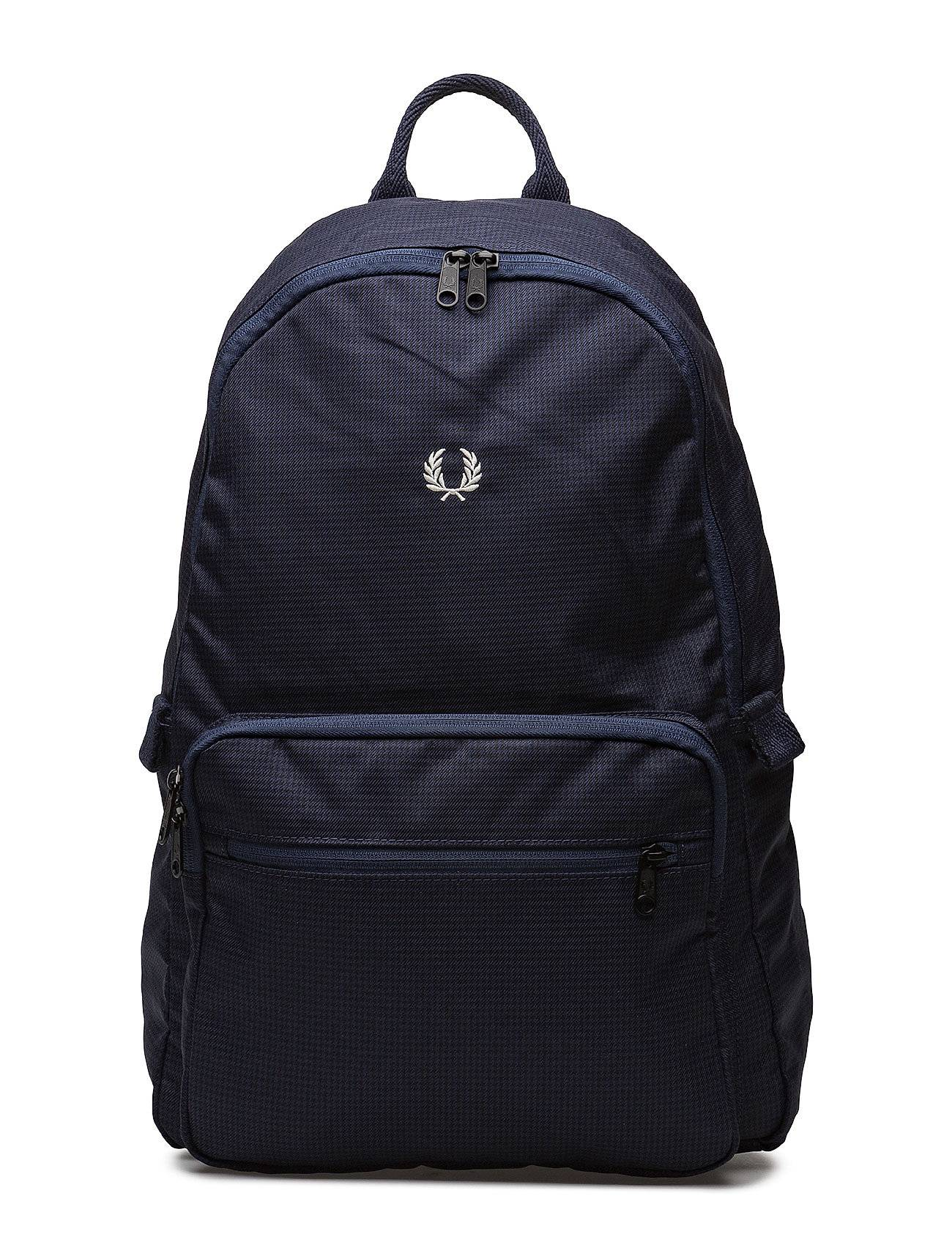 Fred Perry Twill Back Pack