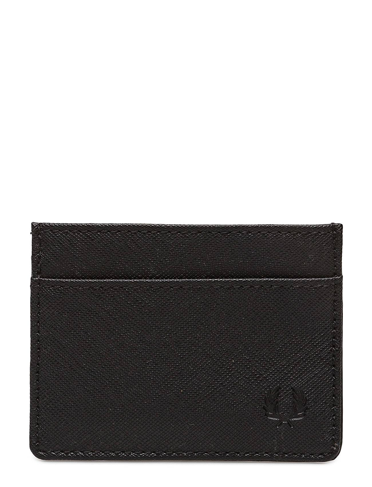 Fred Perry Saffiano Card Holder