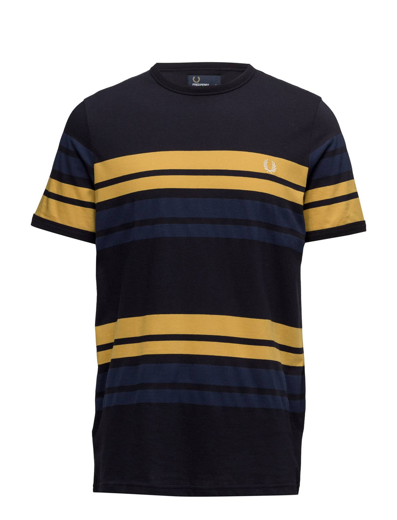 Fred Perry Multi Stripe T-Shirt