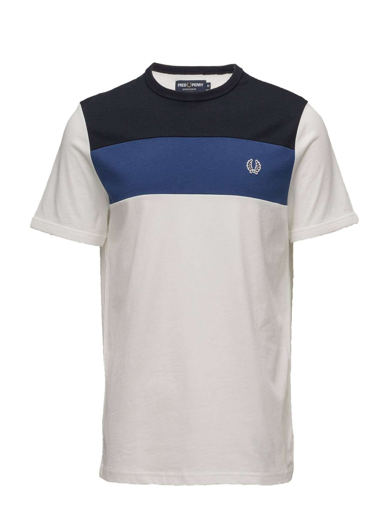 Fred Perry Block Panel T-Shirt