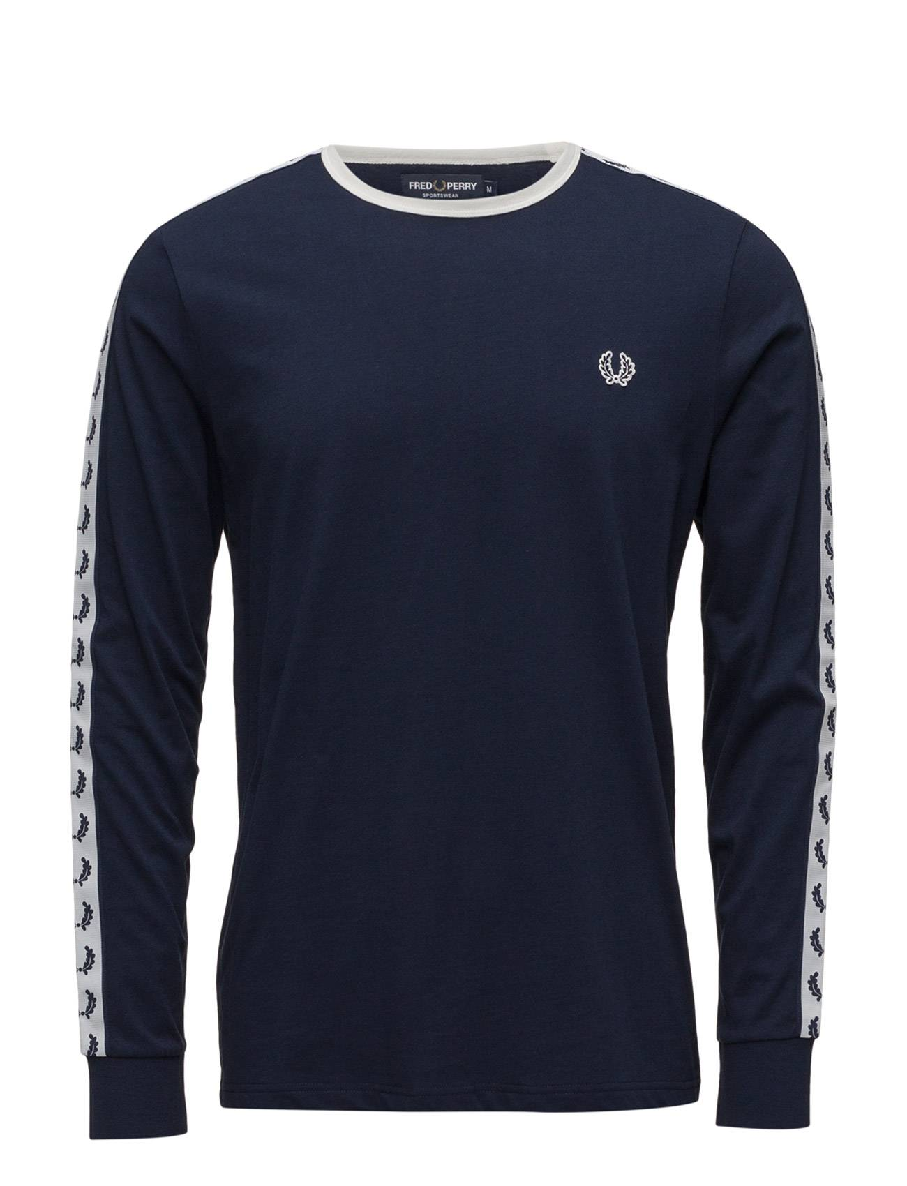 Fred Perry Ls Ringer T-Shirt