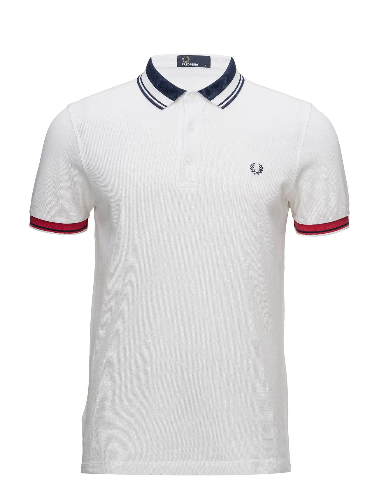 Fred Perry Collar Pique Shirt