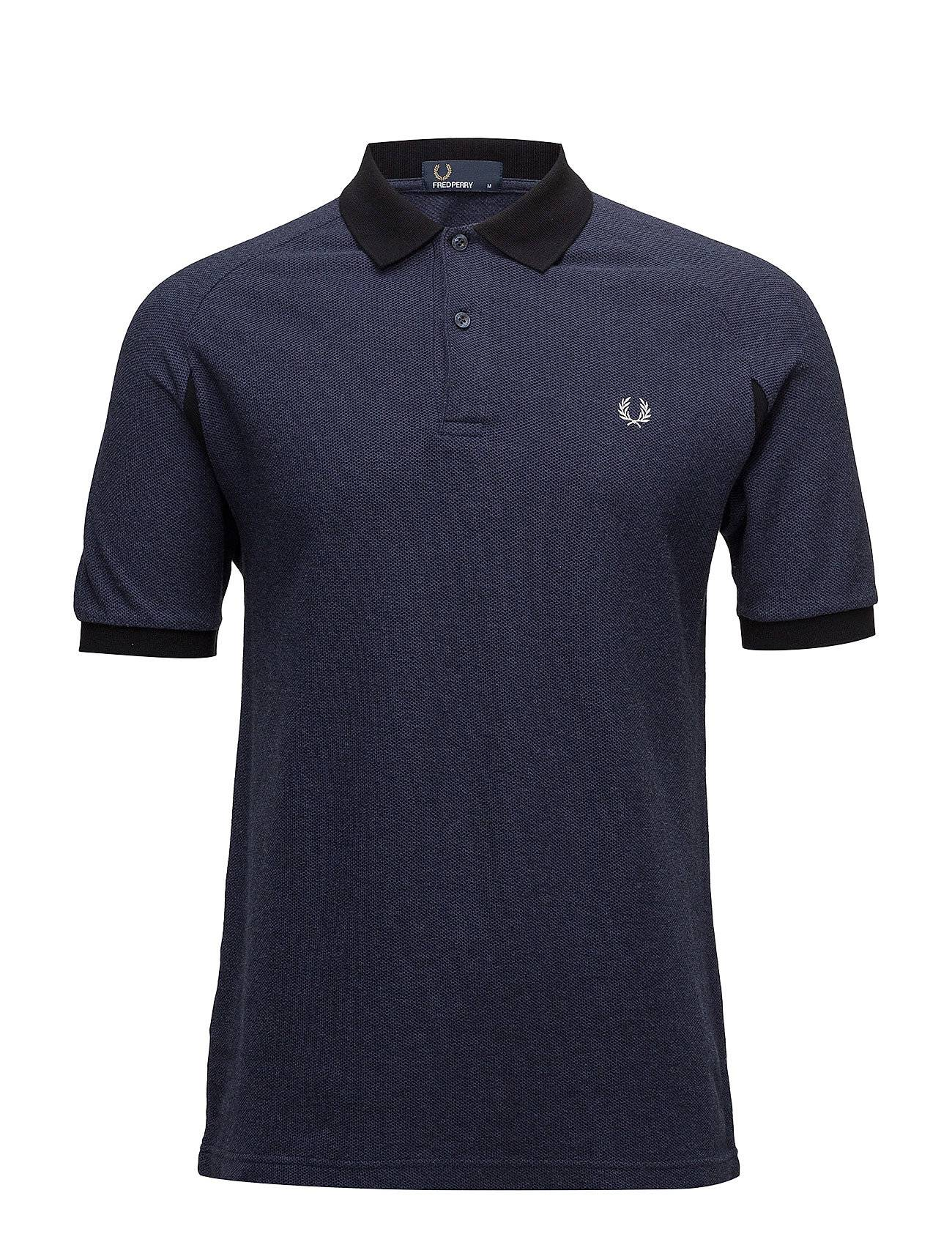 Fred Perry Block Pique Shirt