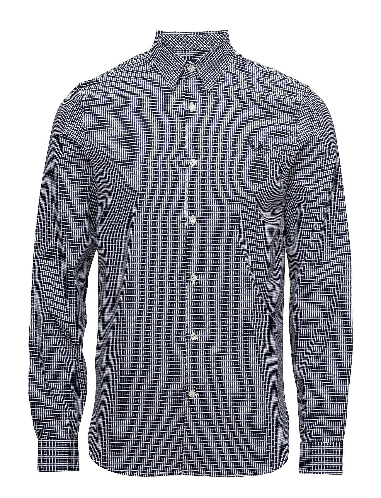 Fred Perry Pattern Shirt