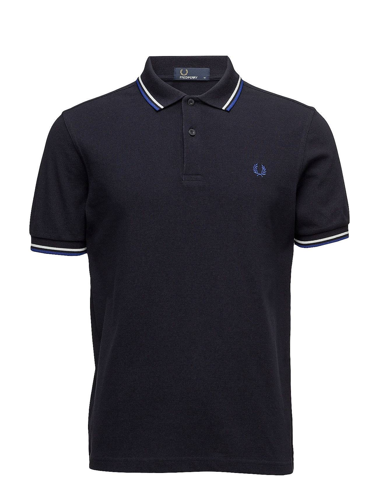 Fred Perry Twin Tipped Fp Shirt
