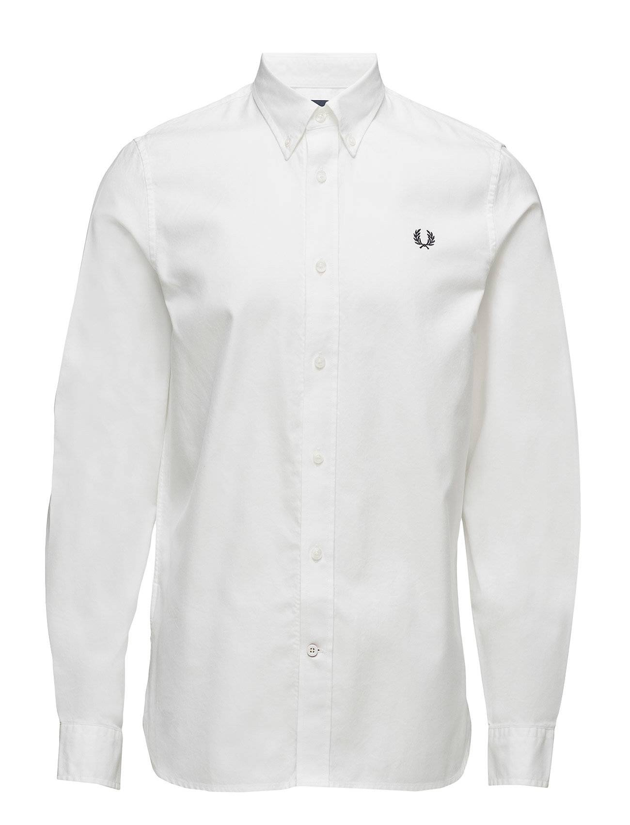 Fred Perry Classic Twill Shirt