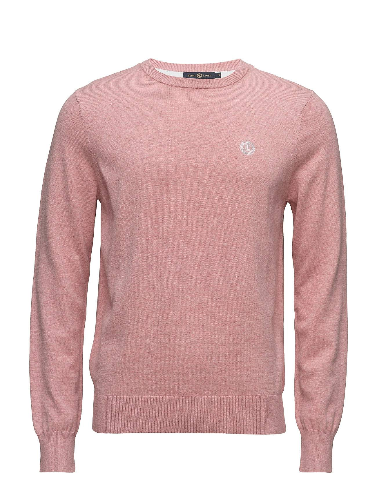 Henri Lloyd Moray Regular Crew Neck Knit
