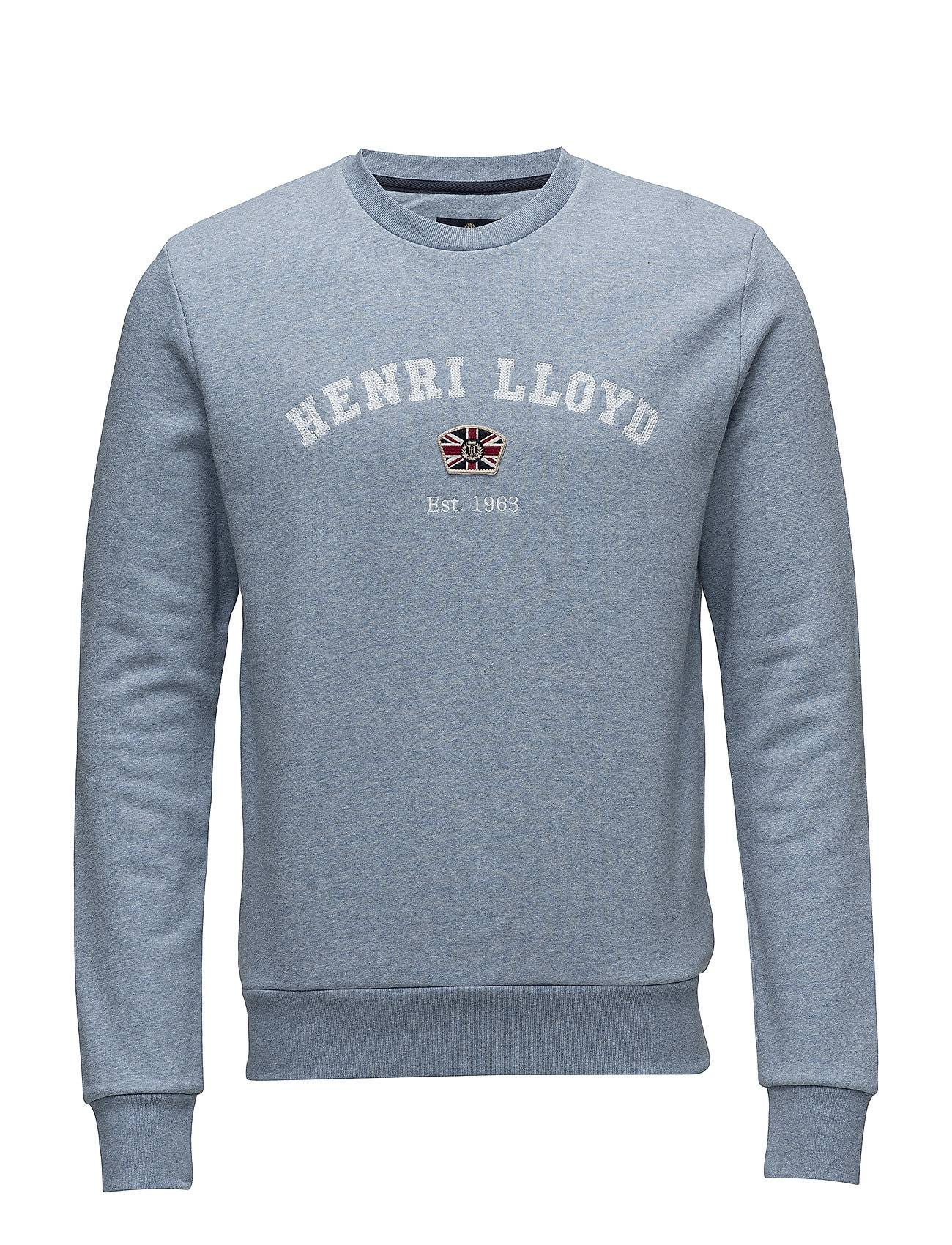 Henri Lloyd Kyme Branded Sweat