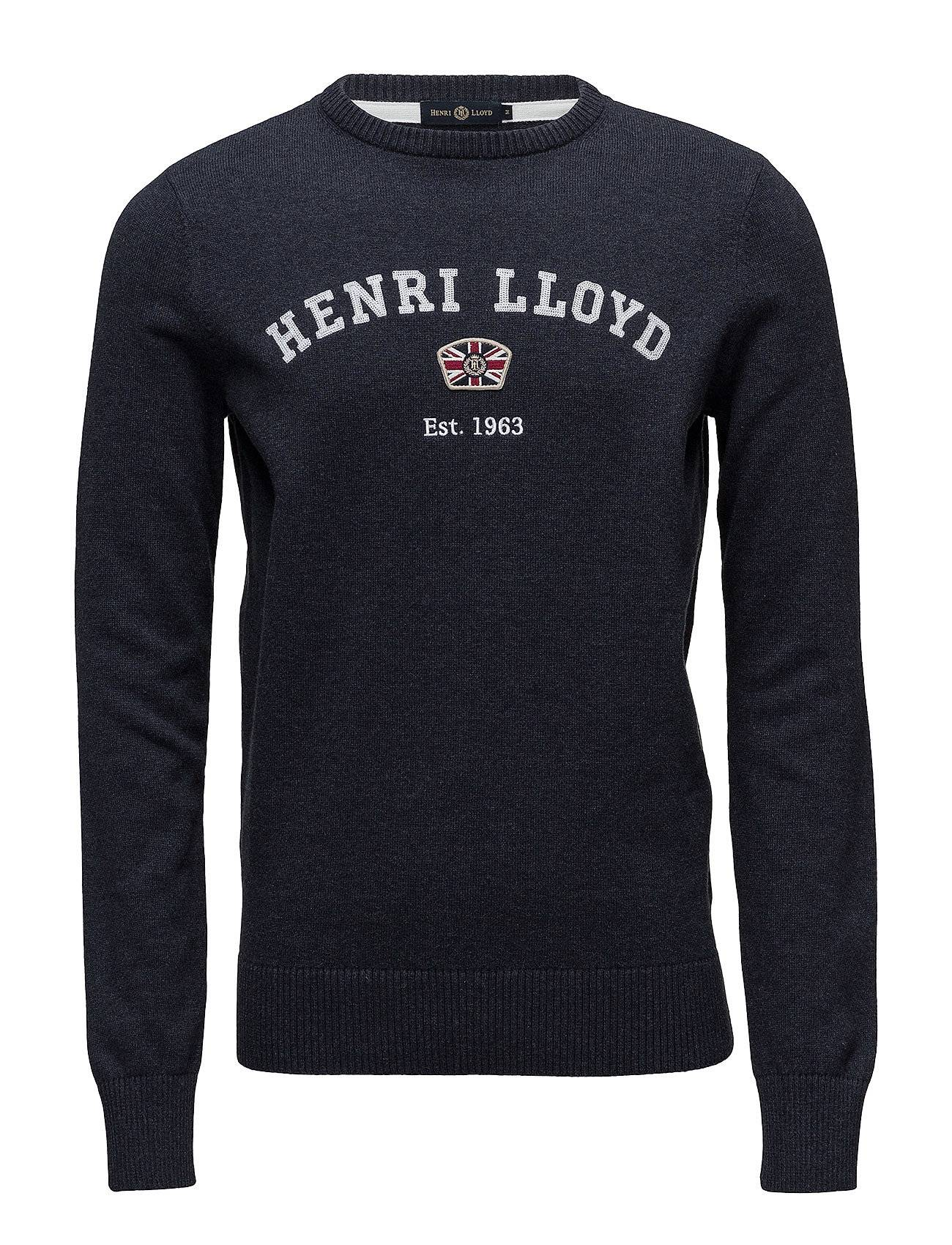Henri Lloyd Gell Club Regular Crew Neck Knit
