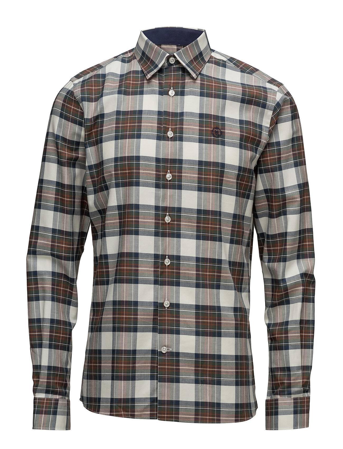 Henri Lloyd Hl Shirt Flannel Checkered