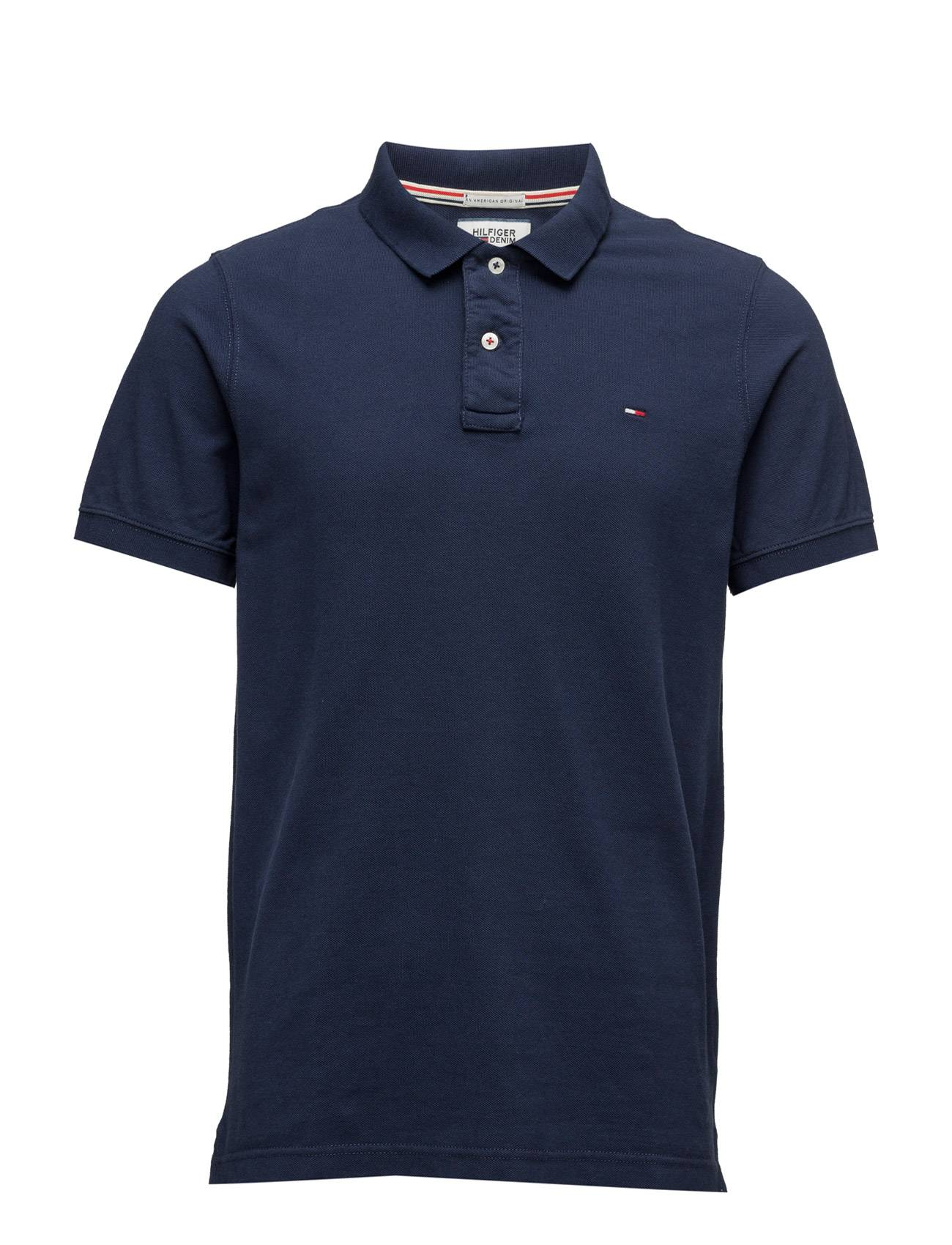 Tommy Jeans Original Flag Polo S/S