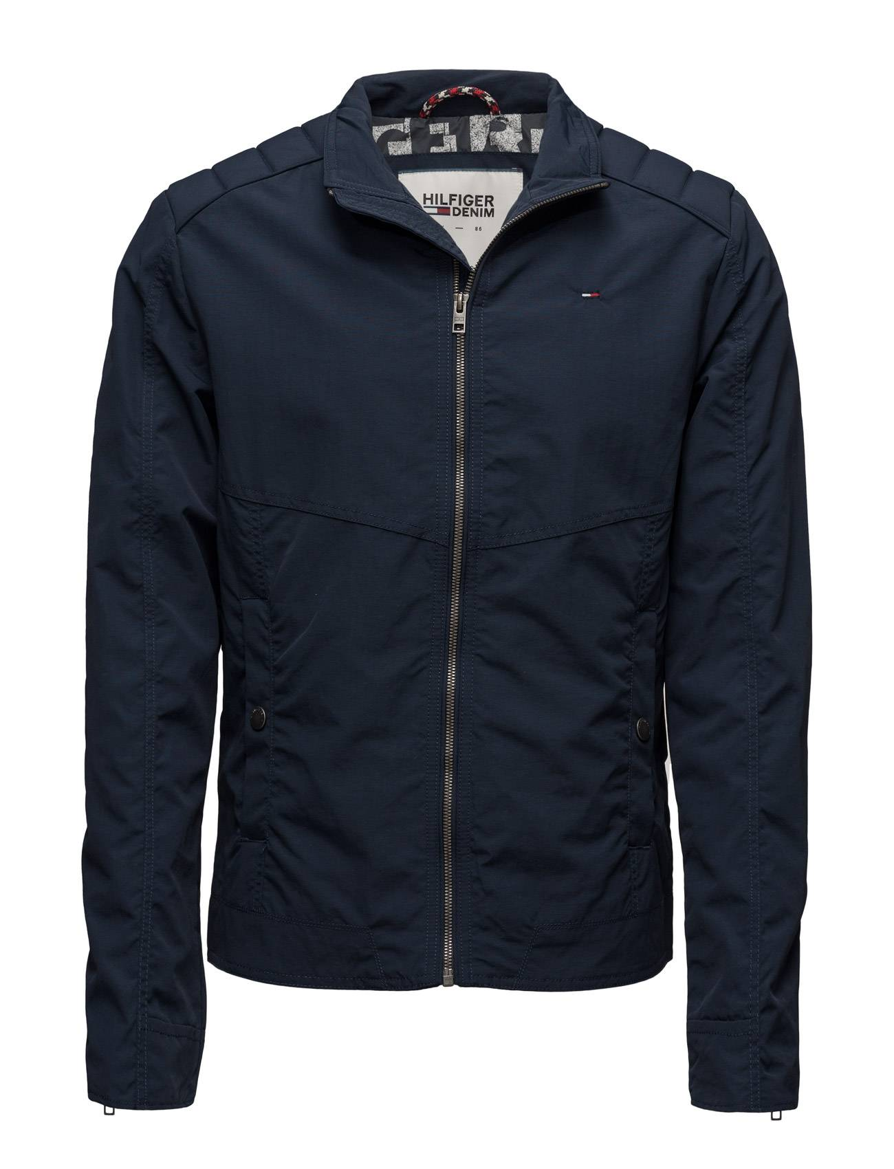 Tommy Jeans Thdm Quilted Biker Jacket 17