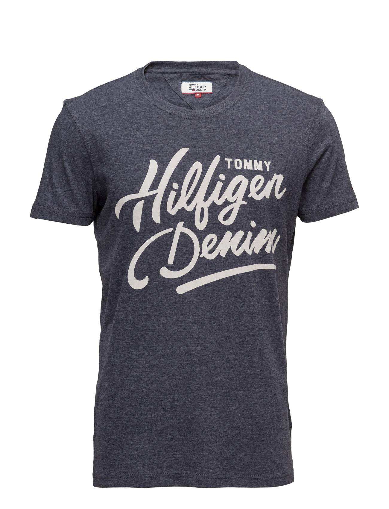 Tommy Jeans Thdm Basic Cn T-Shirt S/S 26