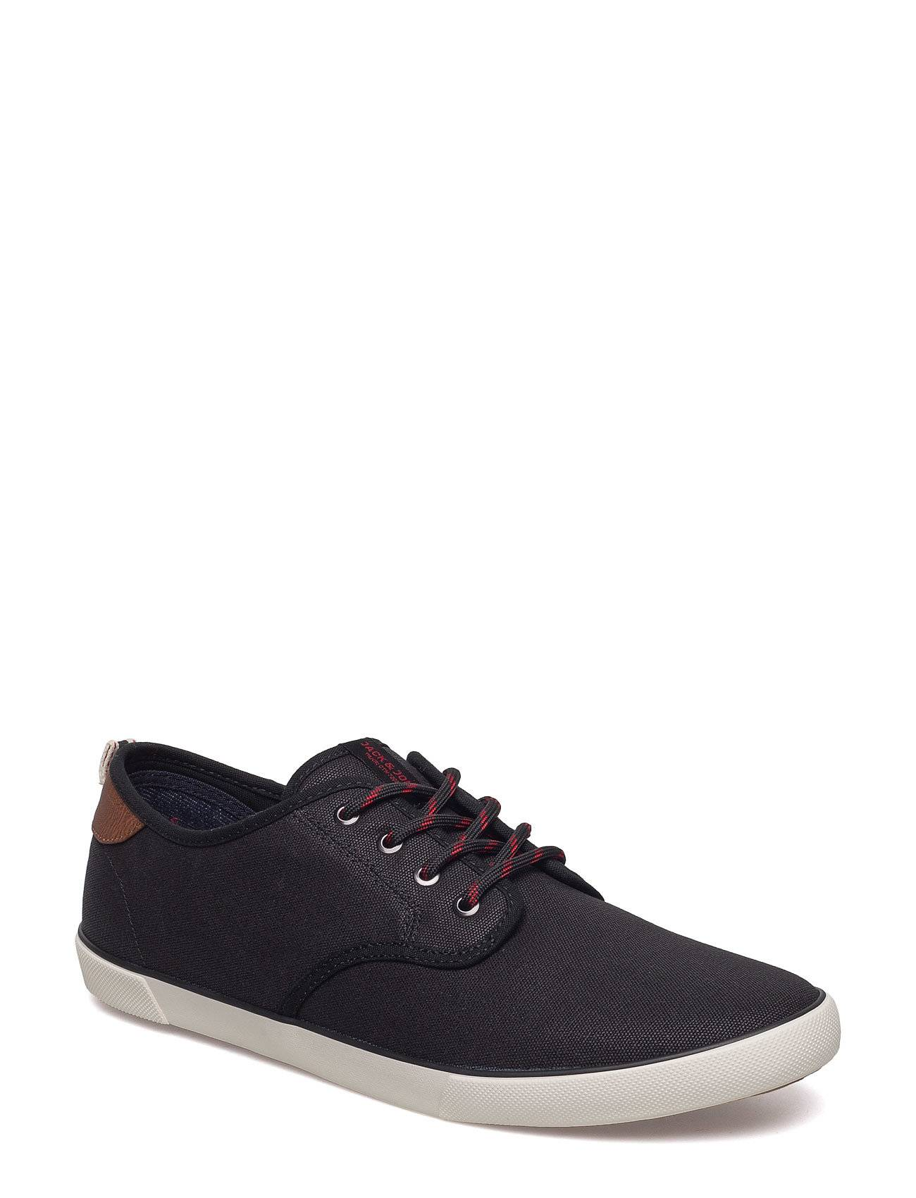 Jack & Jones Jfwtack Waxed Canvas Anthracite