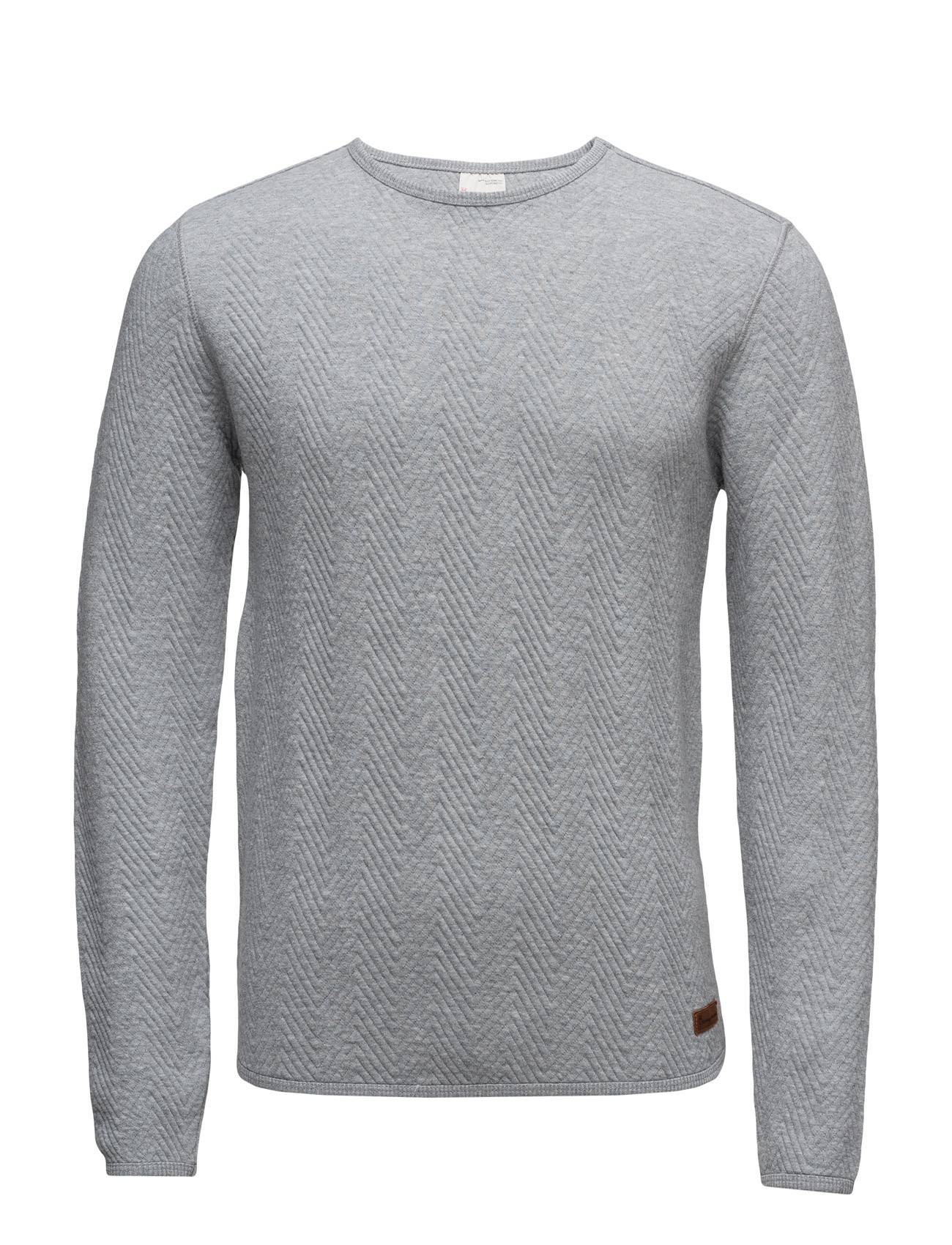 Knowledge Cotton Apparel Quited Sweat - Ocs