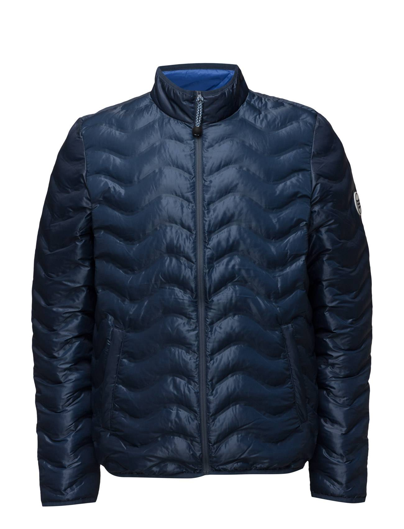 Knowledge Cotton Apparel Pet Wave Quilted Jacket