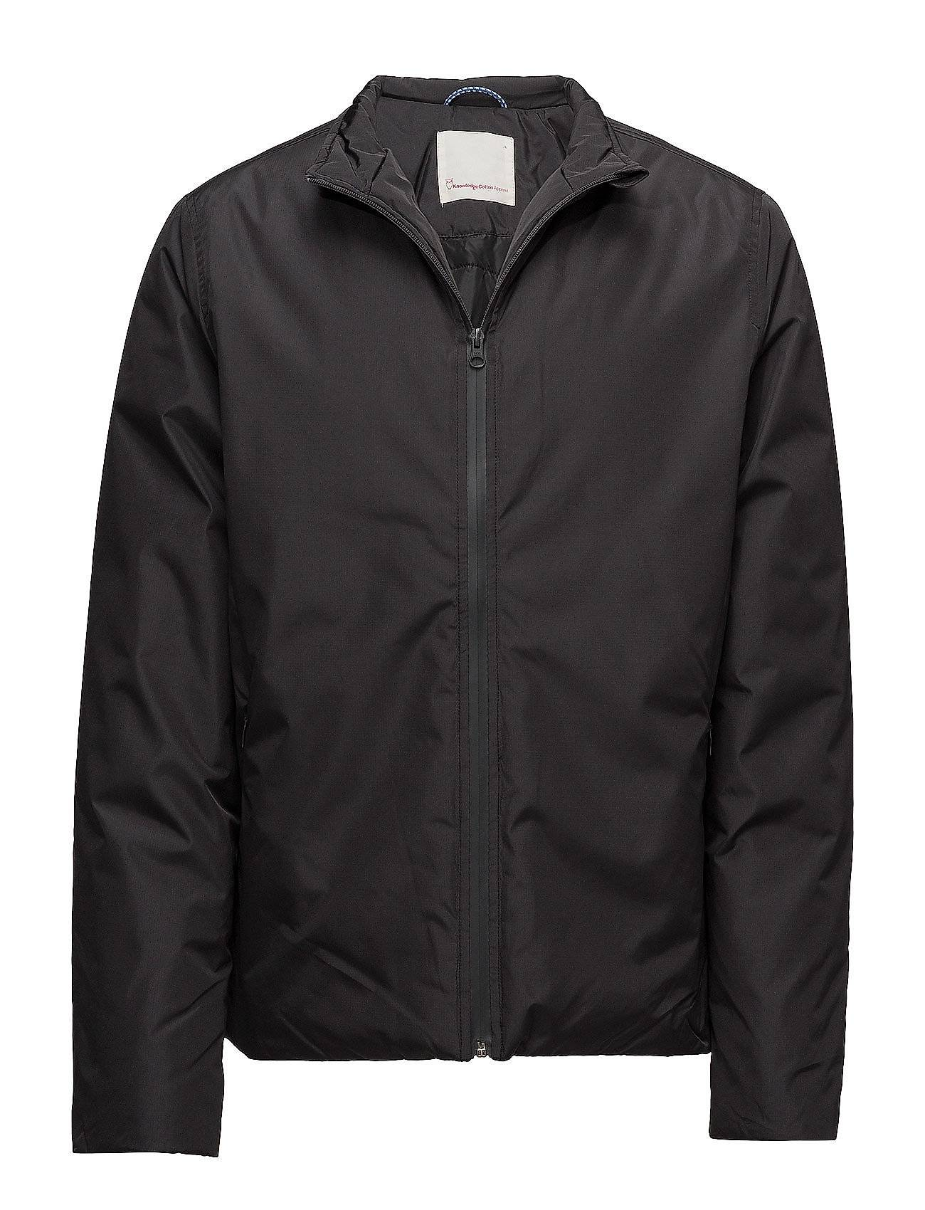 Knowledge Cotton Apparel Rib Stop Functional Jacket - Grs