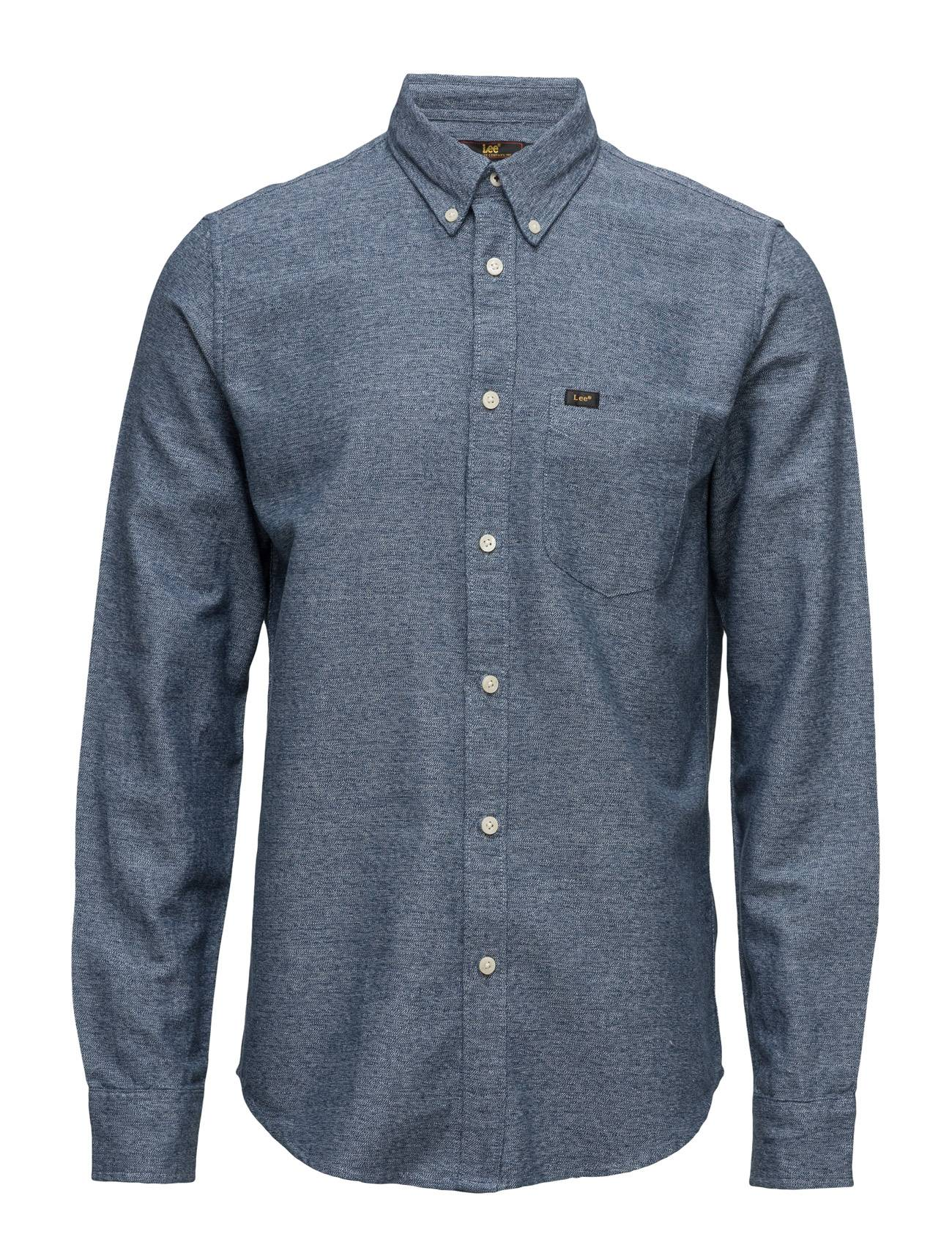 Lee Jeans Lee Button Down Medieval Blue