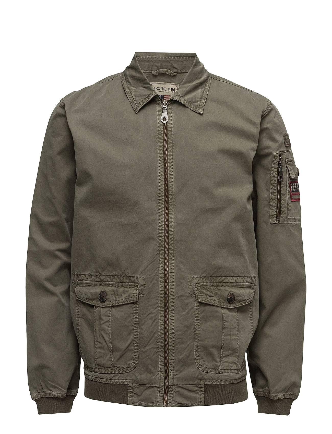 Lexington Clothing Layton Pilot Jacket