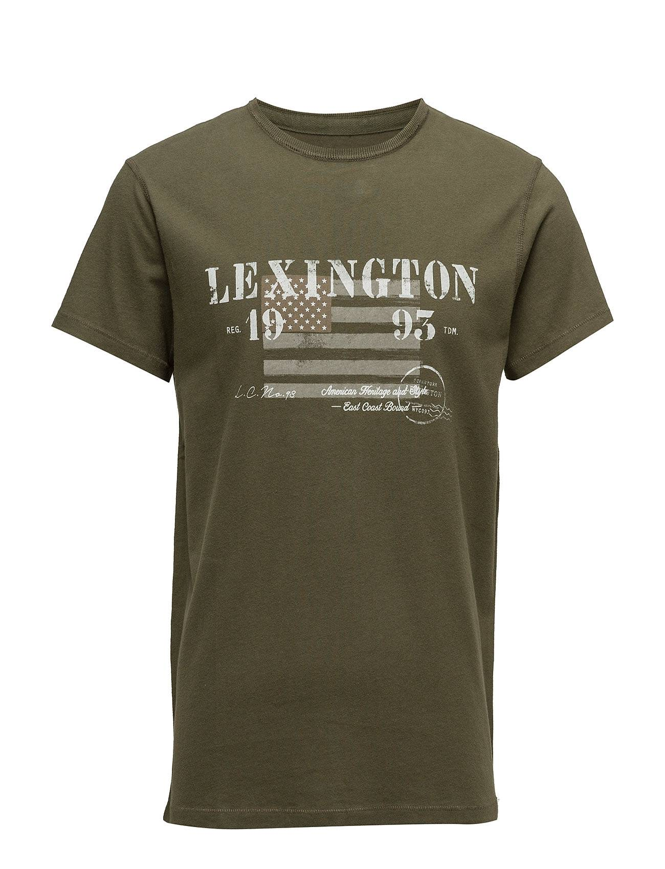 Lexington Company Justin Tee