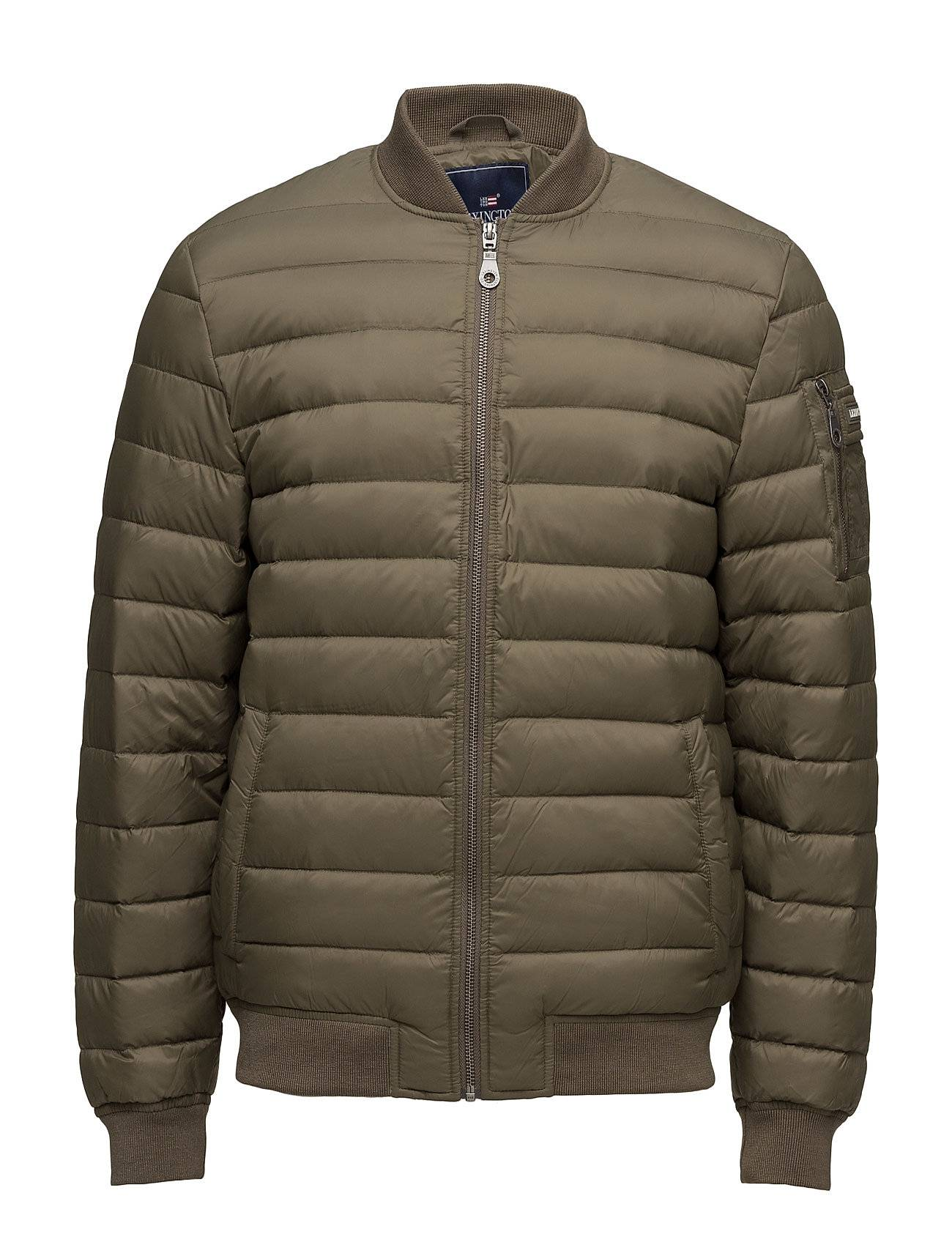 Lexington Clothing Aiden Down Bomber Jacket