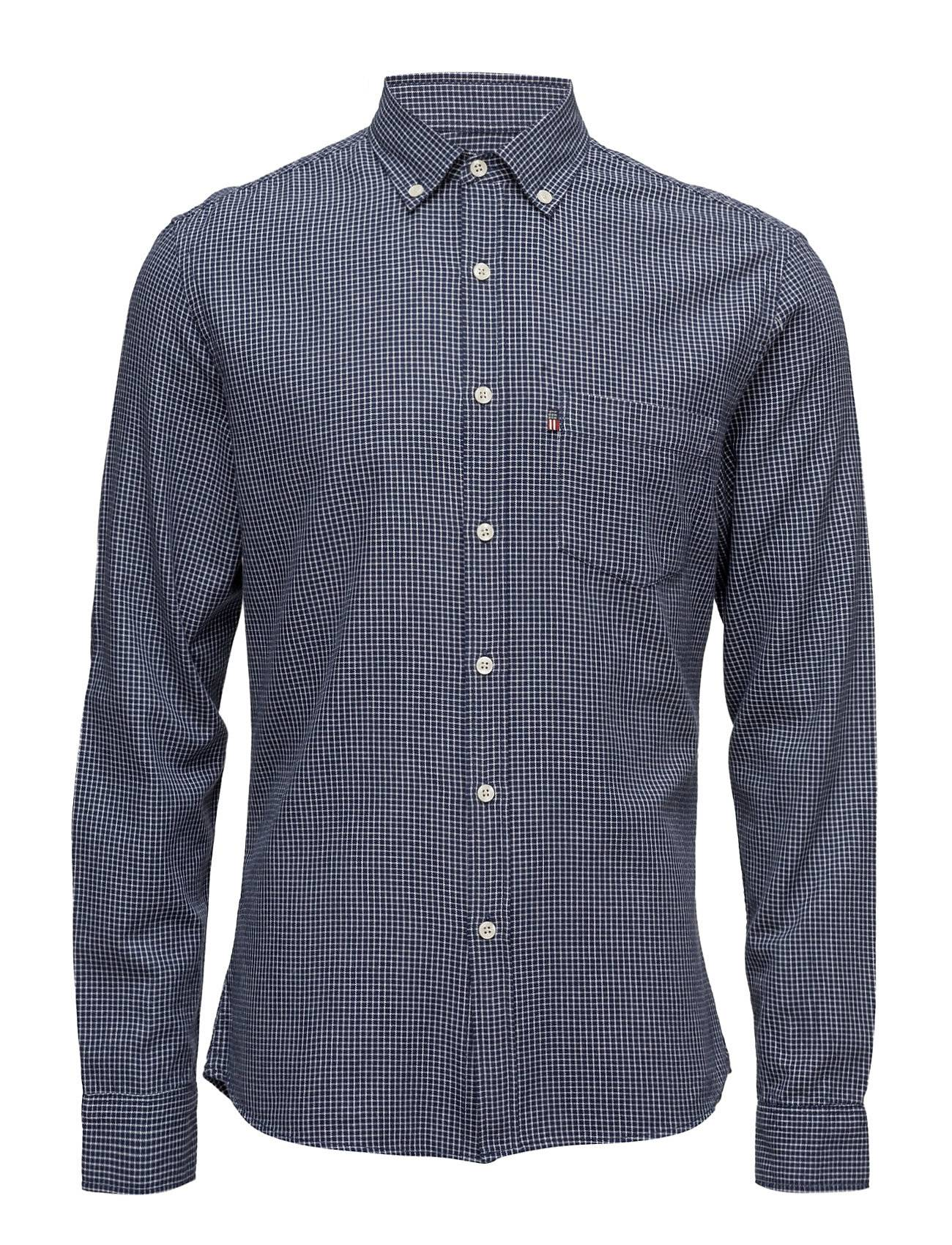 Lexington Clothing Peter Lt Flannel Shirt