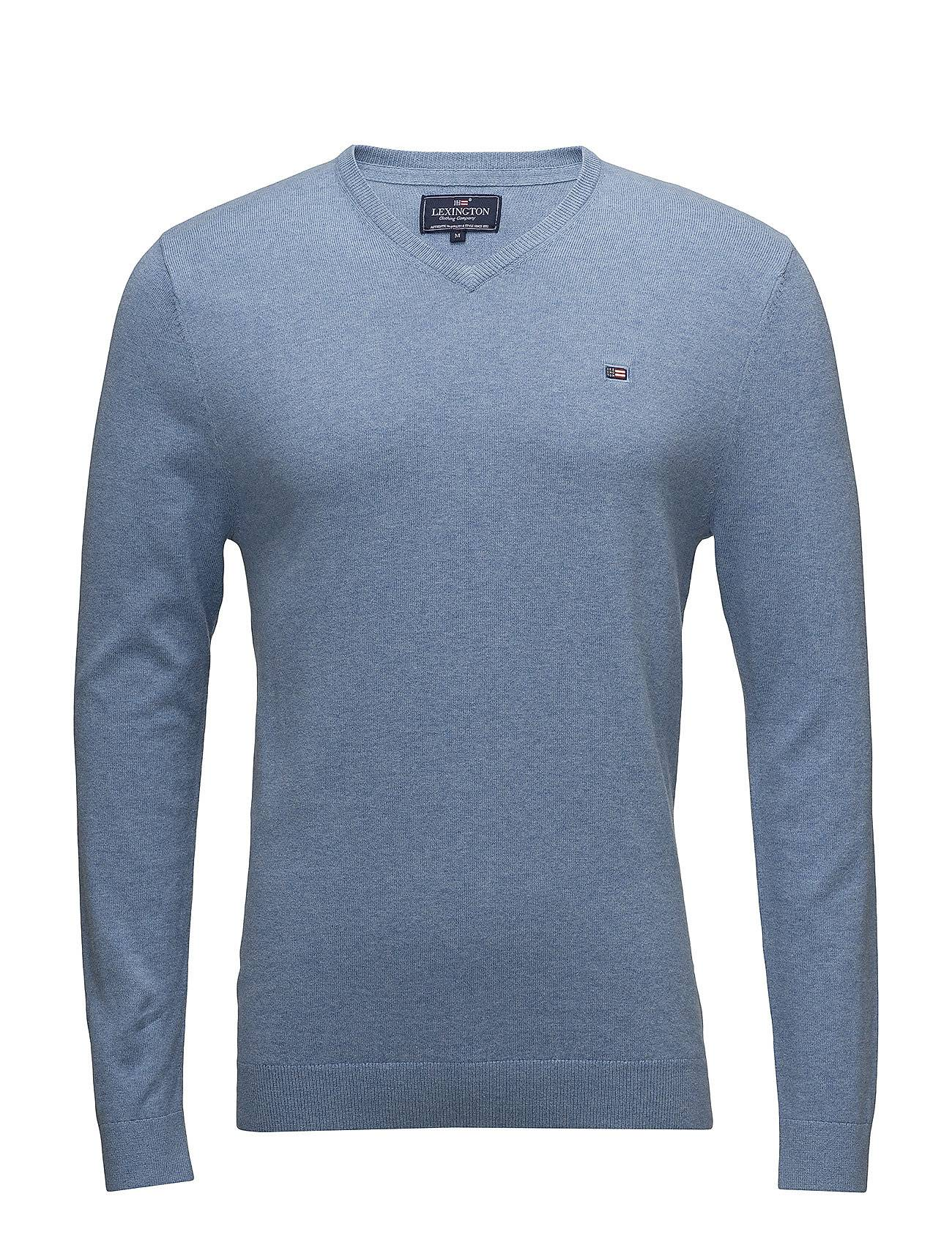 Lexington Clothing Nicholas V-Neck Sweater