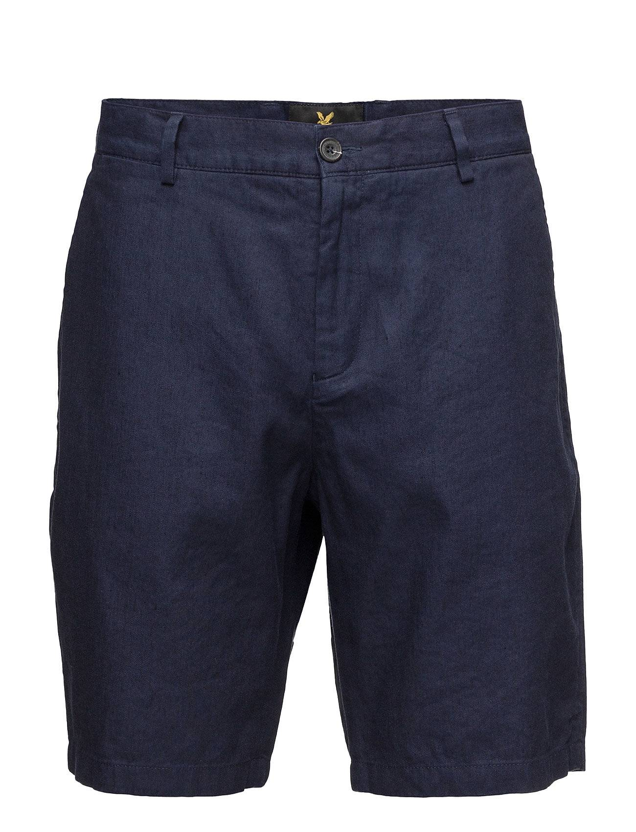 Scott Cotton Linen Short