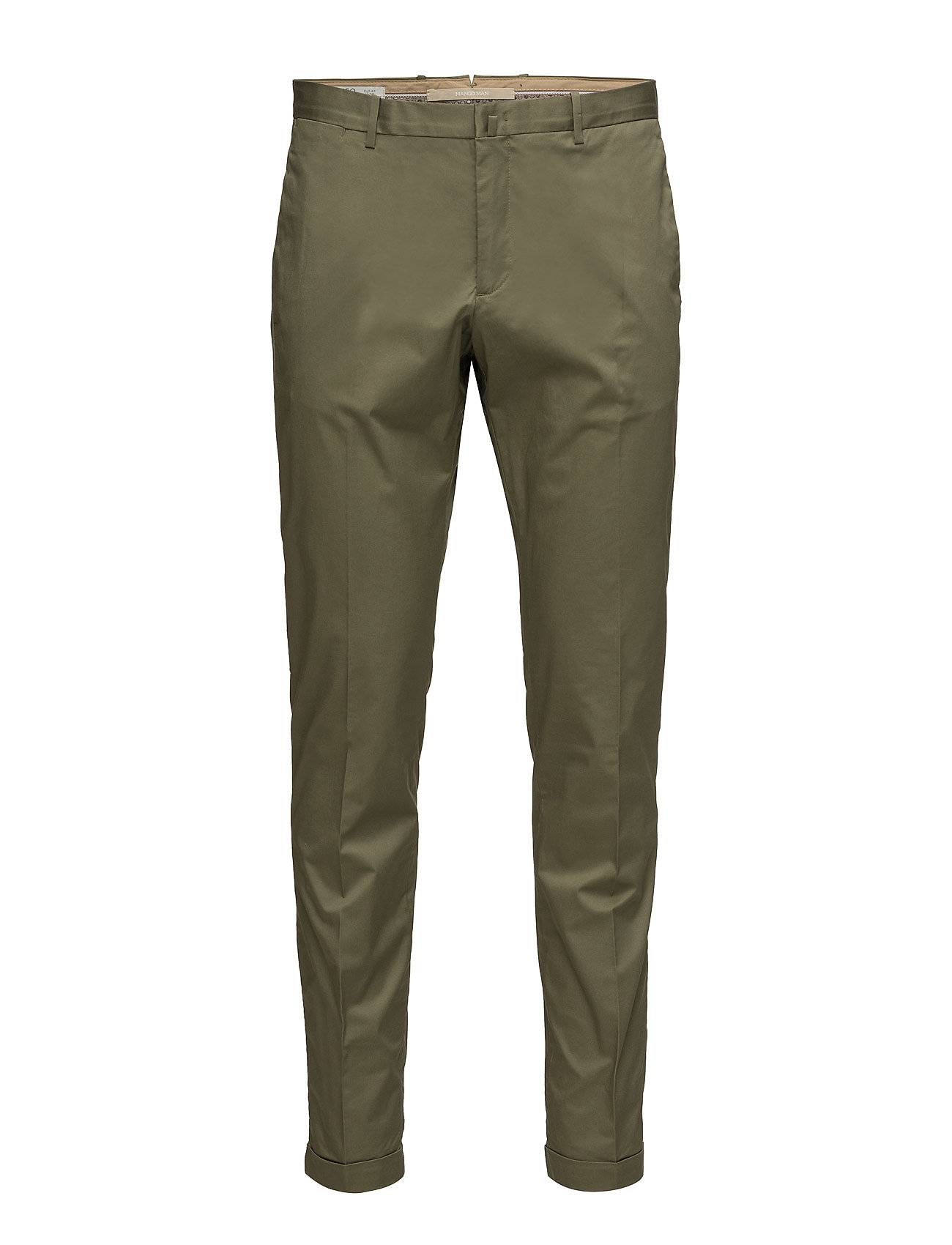 Mango Man Slim-Fit Cotton Chinos