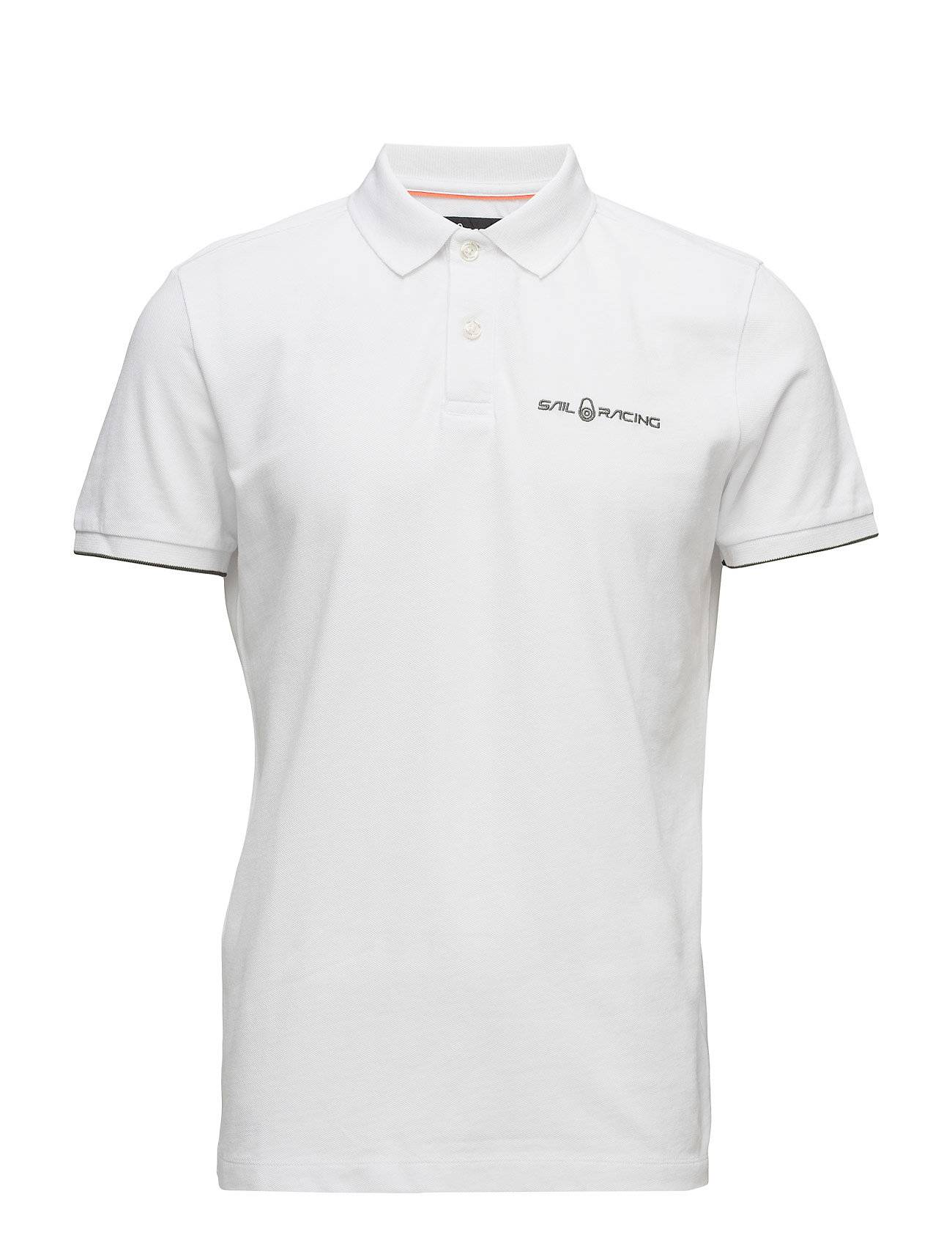 Sail Racing Bowman Logo Polo