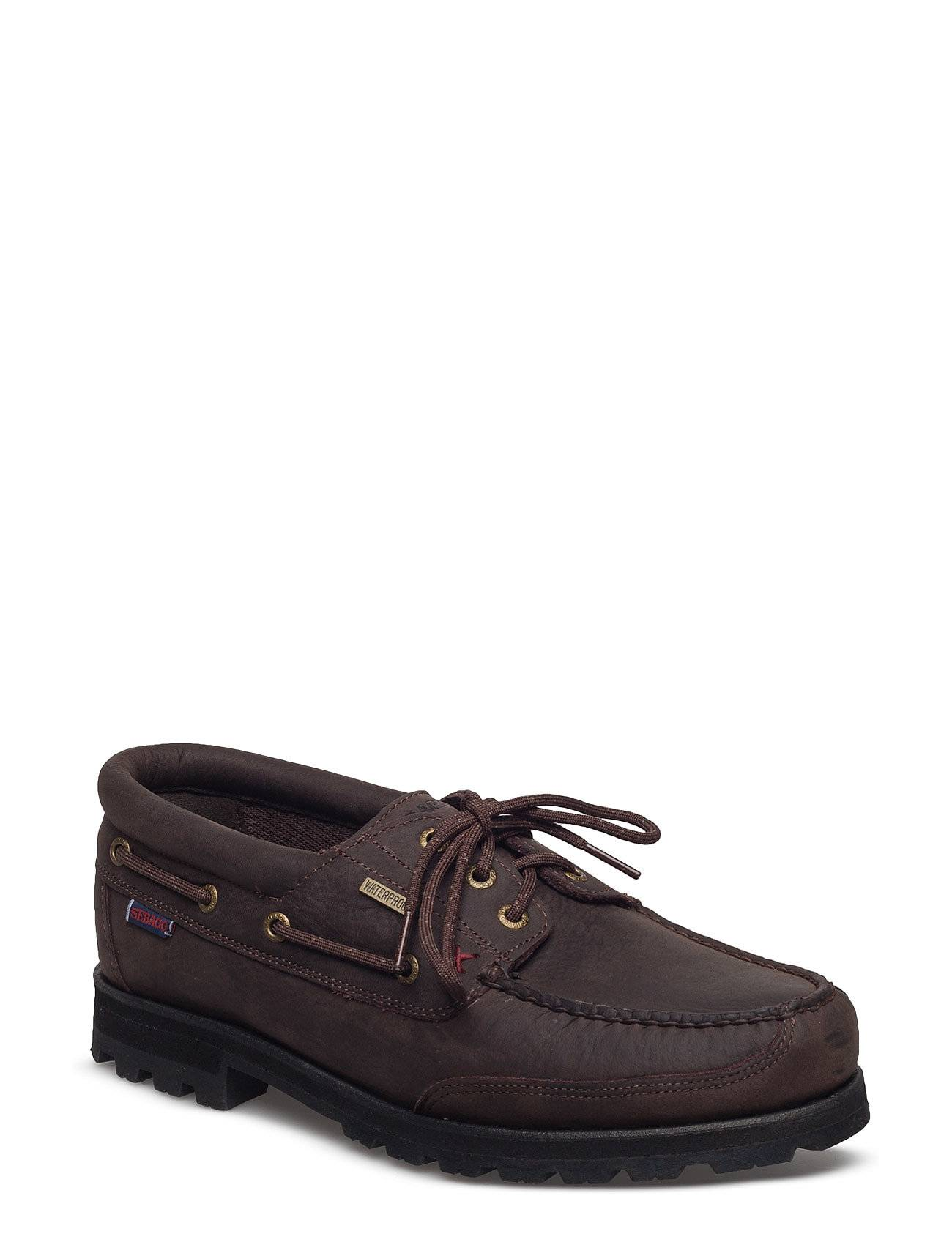 Sebago Vershire Three Eye Wp